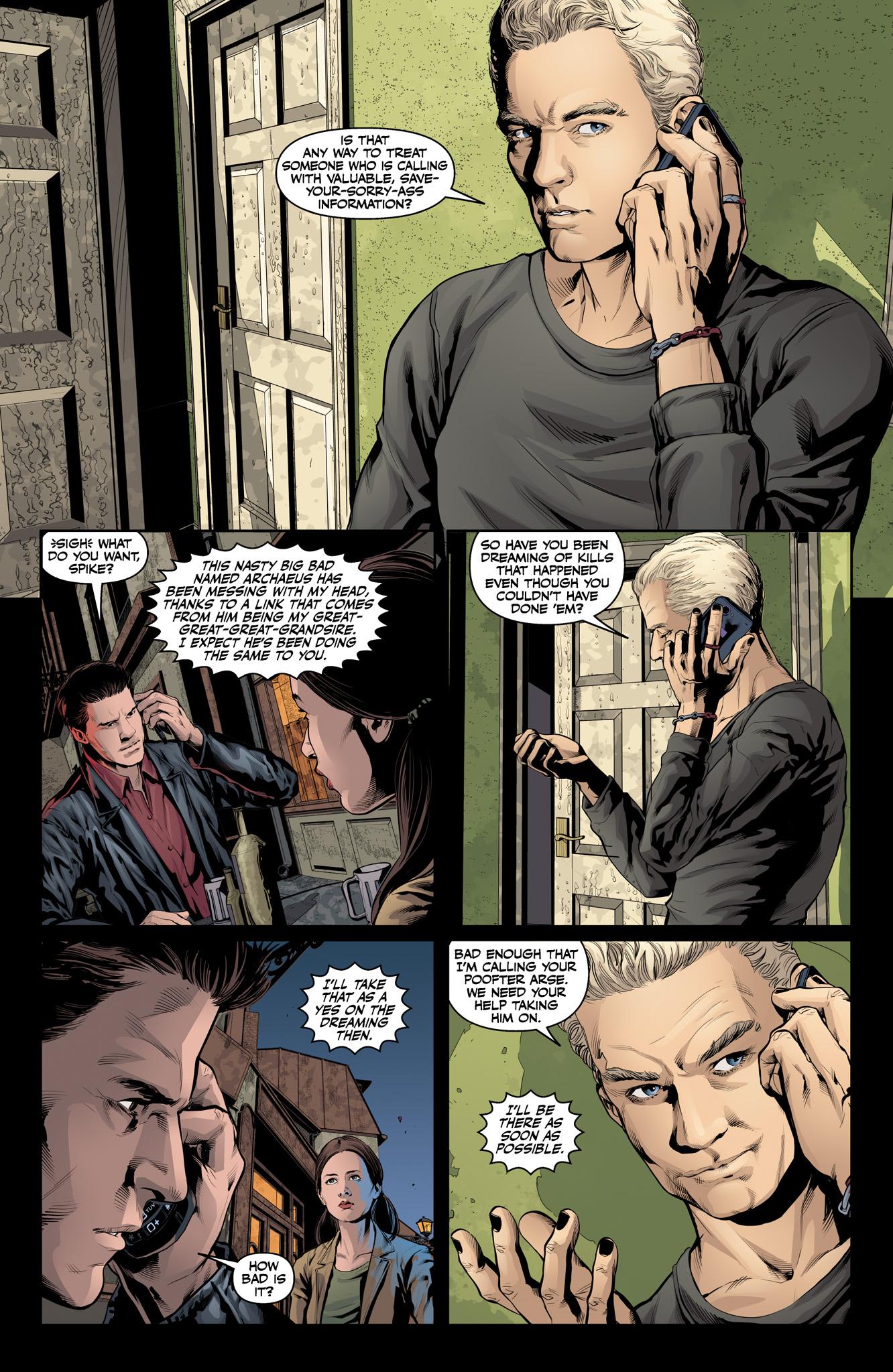 Read online Angel & Faith Season 10 comic -  Issue #15 - 23