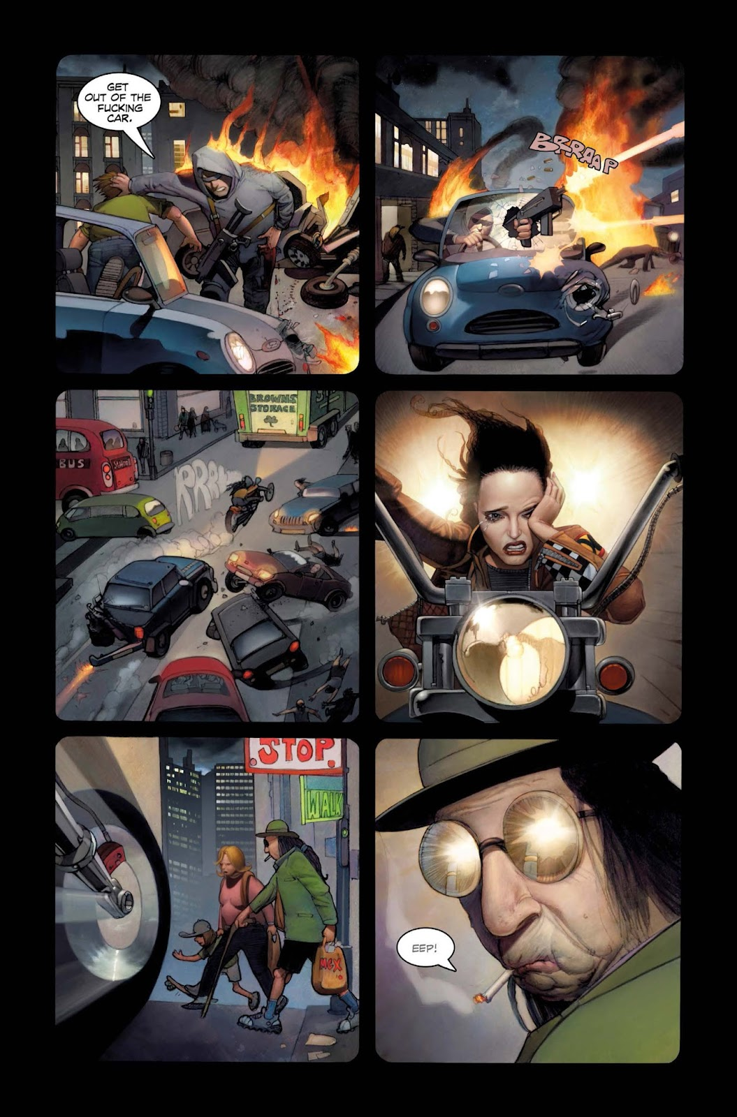13 Coins issue TPB - Page 21