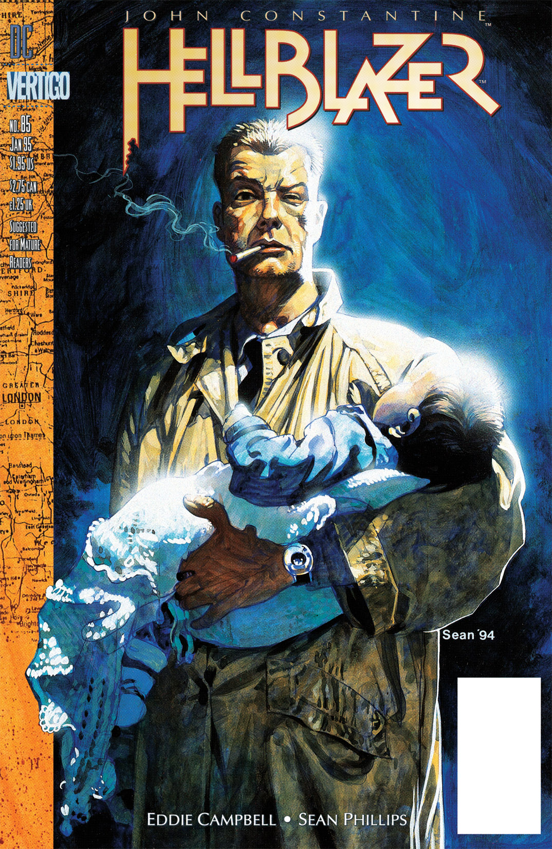 Hellblazer issue 85 - Page 1