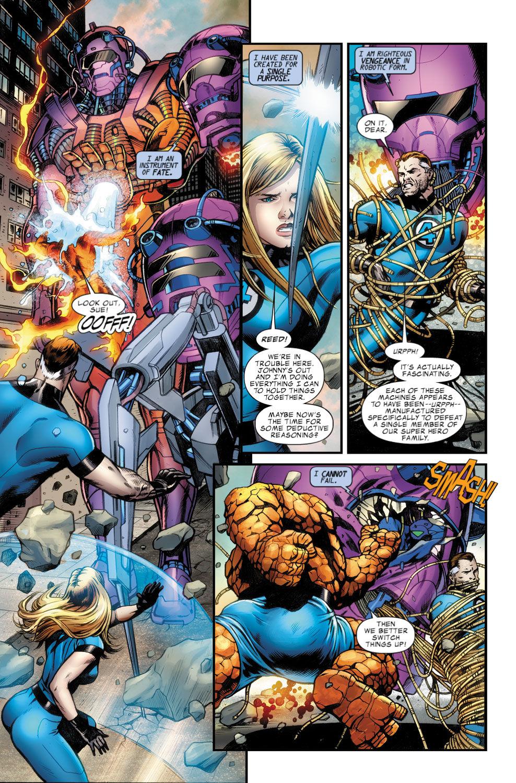 Read online Fantastic Four: Season One comic -  Issue # TPB - 112