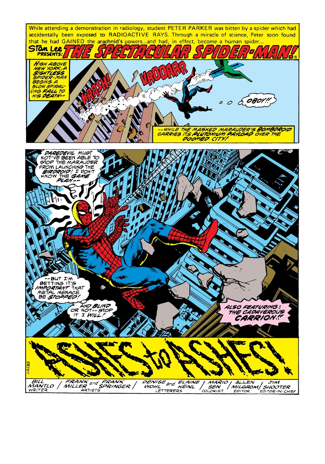 Read online Marvel Masterworks: The Spectacular Spider-Man comic -  Issue # TPB 2 (Part 3) - 26
