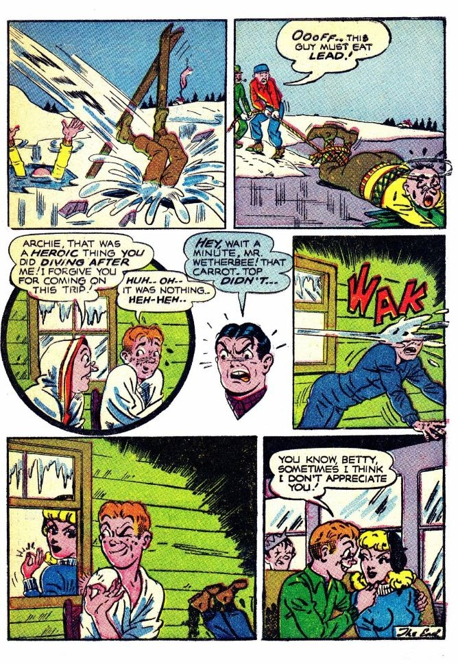 Archie Comics issue 026 - Page 48