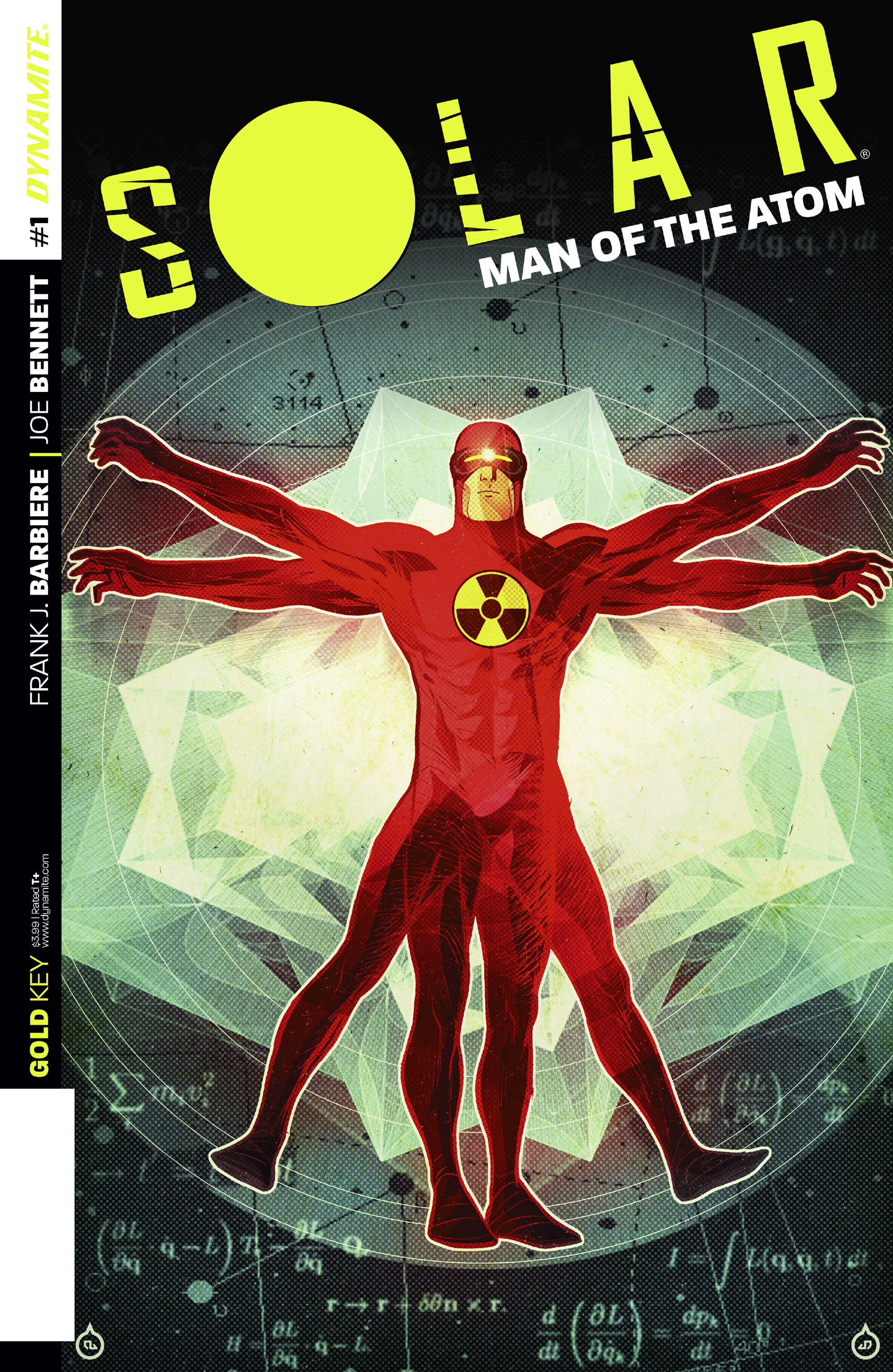 Read online Solar: Man of the Atom (2014) comic -  Issue #1 - 1