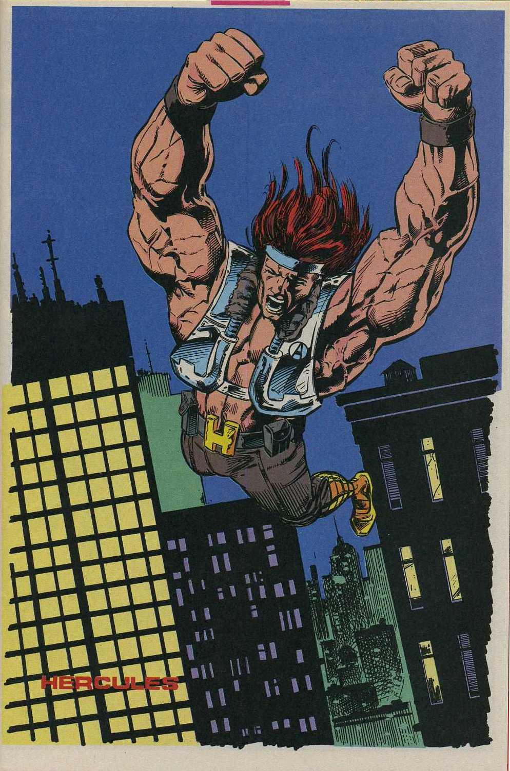 Read online Avengers Strike File comic -  Issue # Full - 22