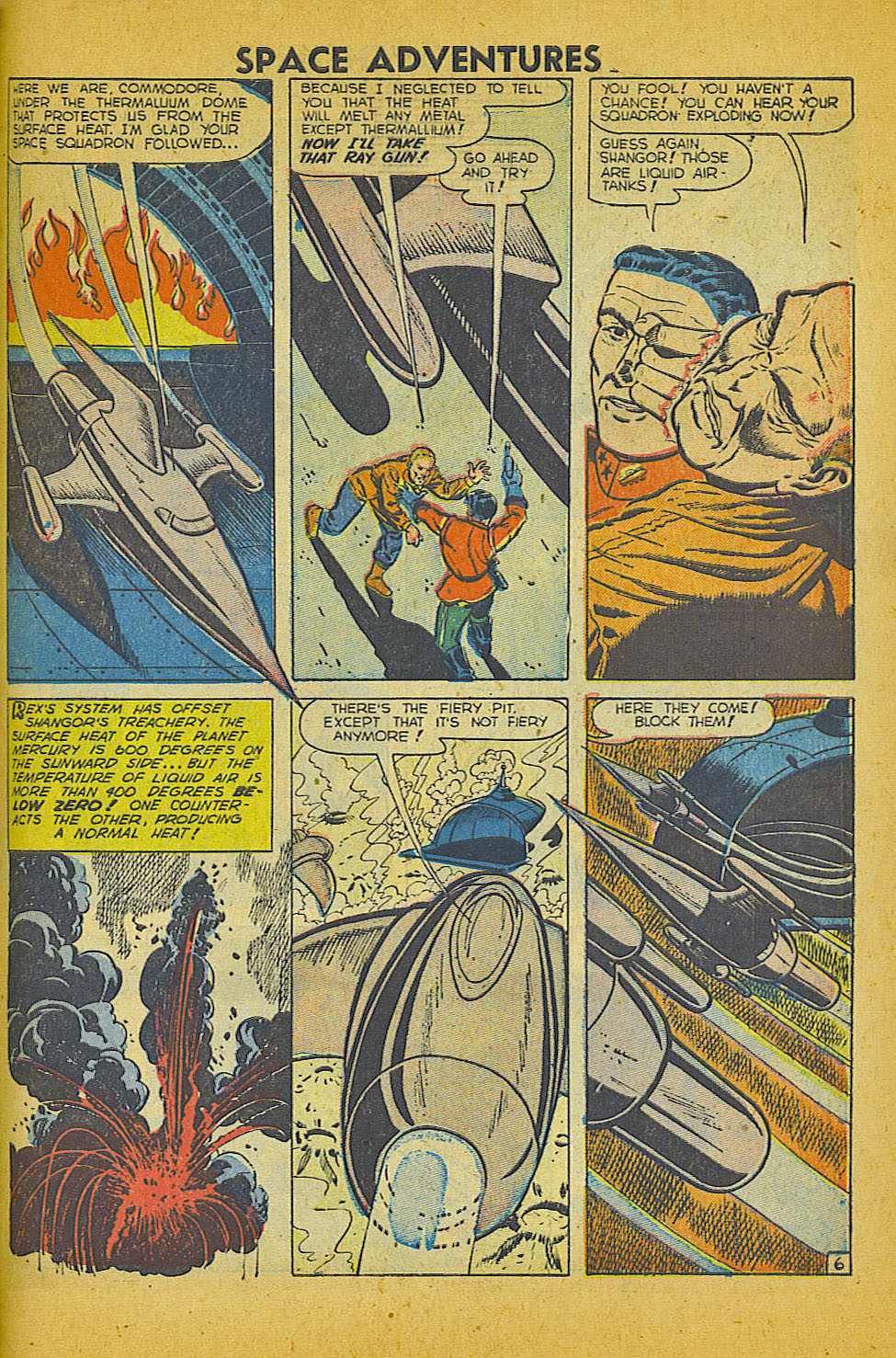 Space Adventures (1952) issue 3 - Page 24