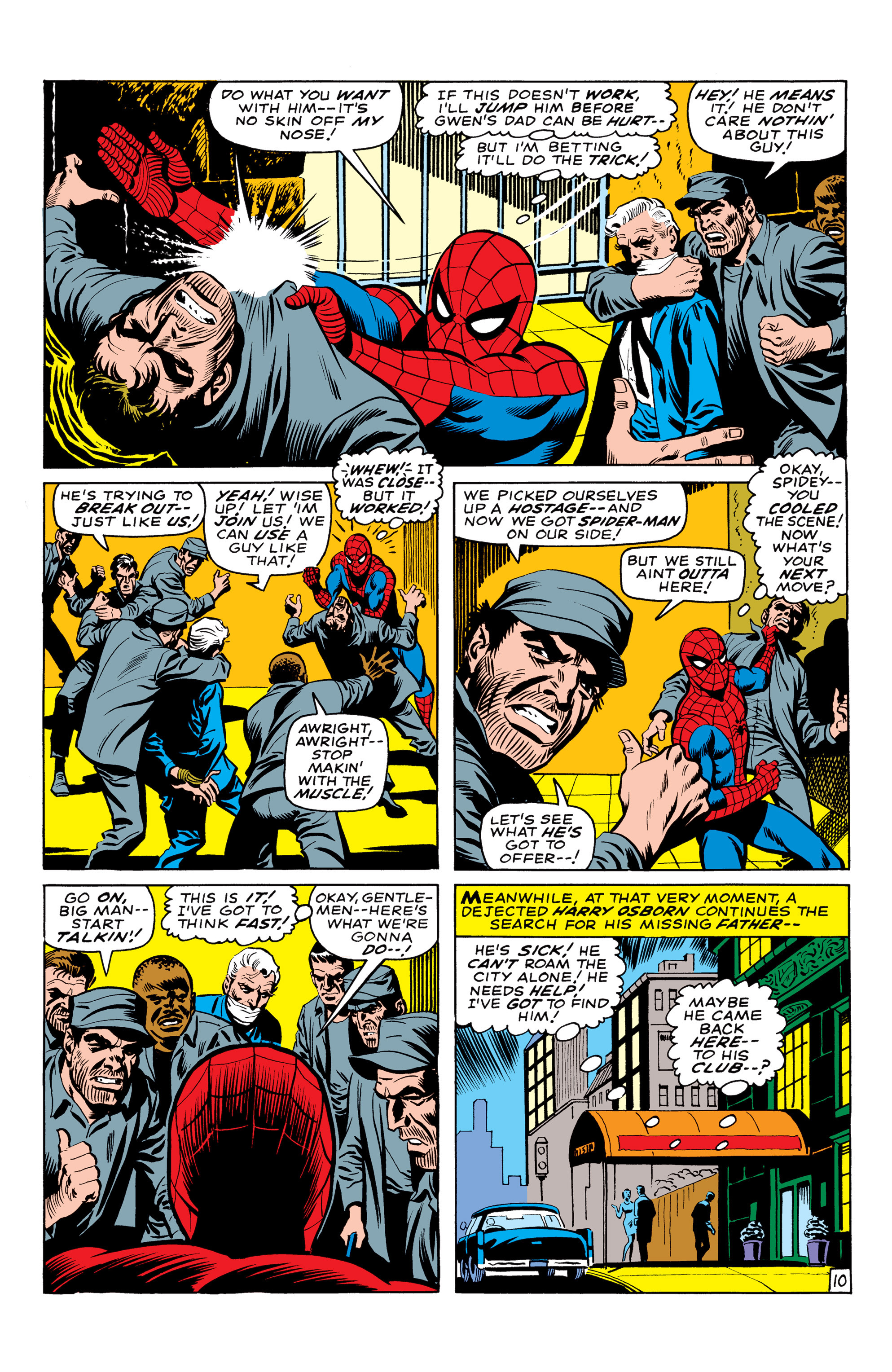 The Amazing Spider-Man (1963) 65 Page 10