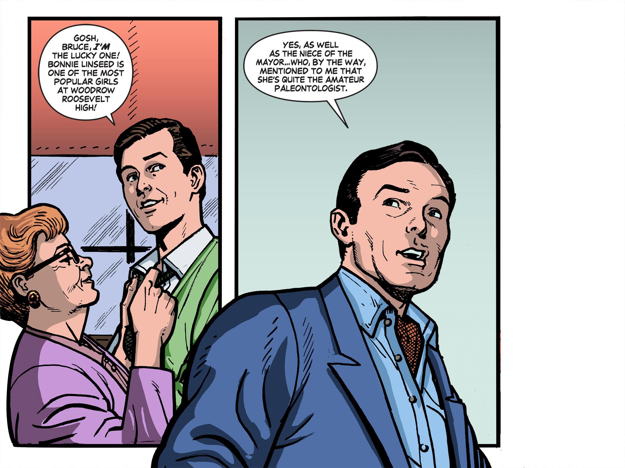 Read online Batman '66 Meets the Green Hornet [II] comic -  Issue #1 - 6