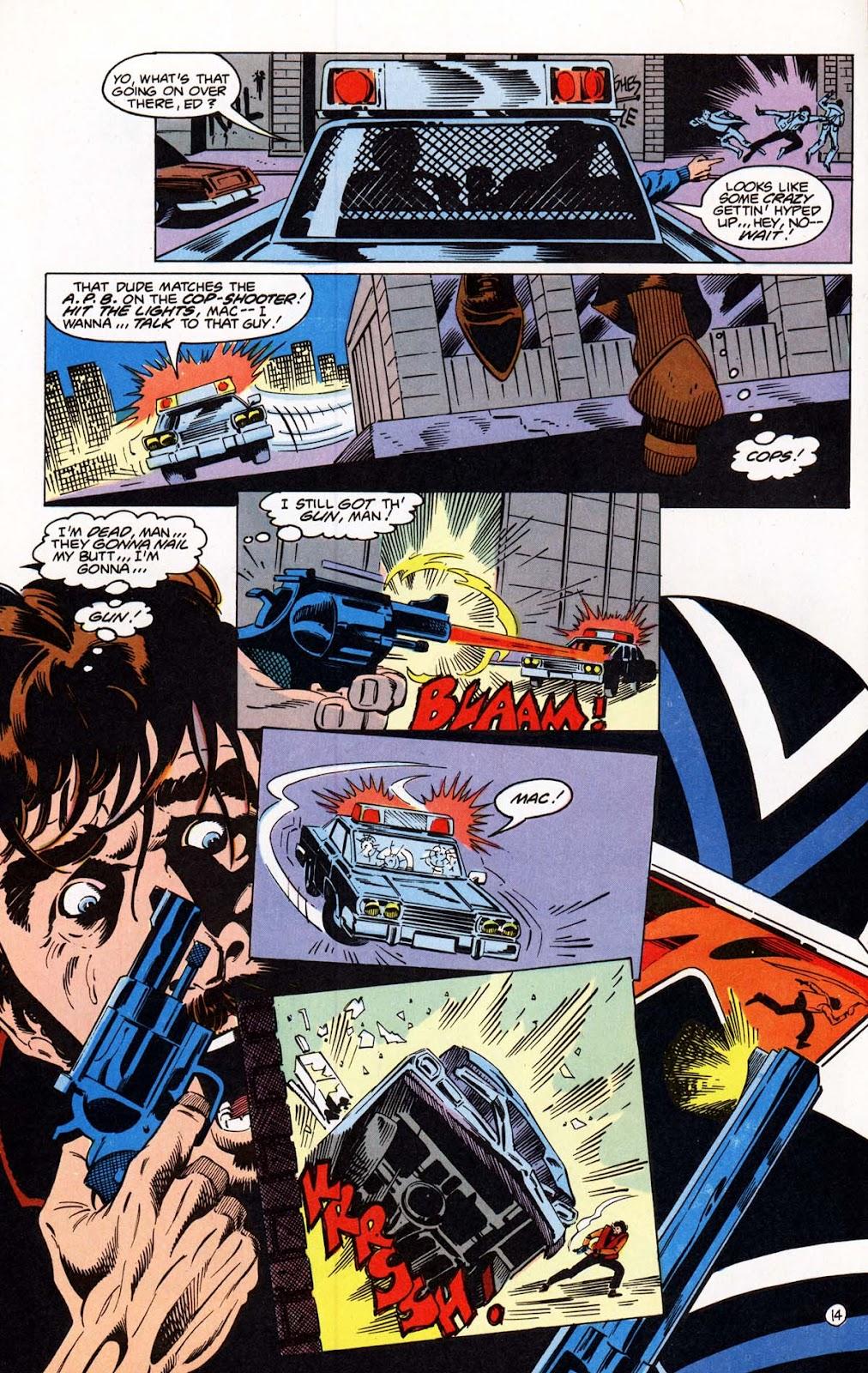 Vigilante (1983) issue 21 - Page 17