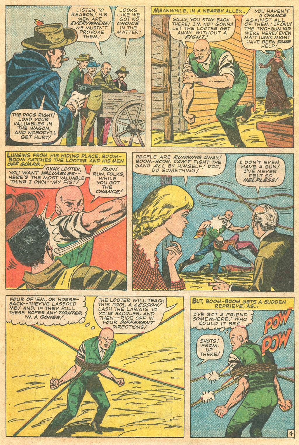 Read online Two-Gun Kid comic -  Issue #86 - 17