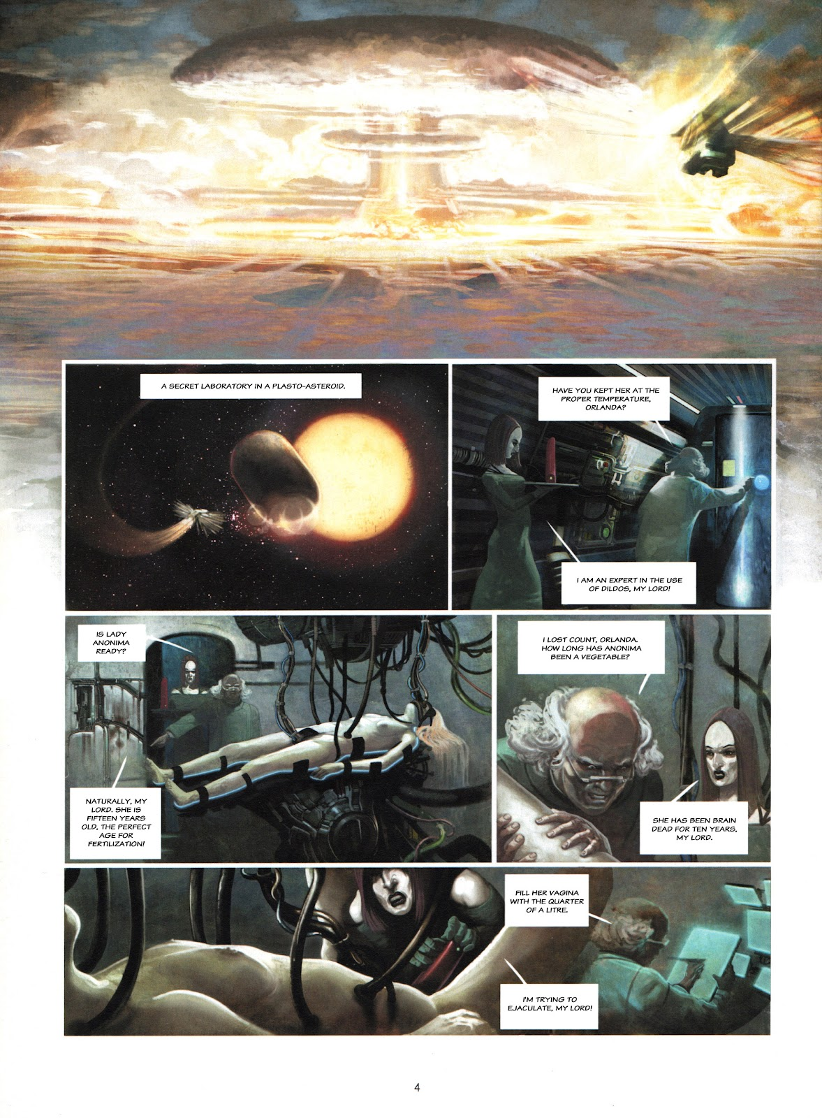 Showman Killer issue 1 - Page 6