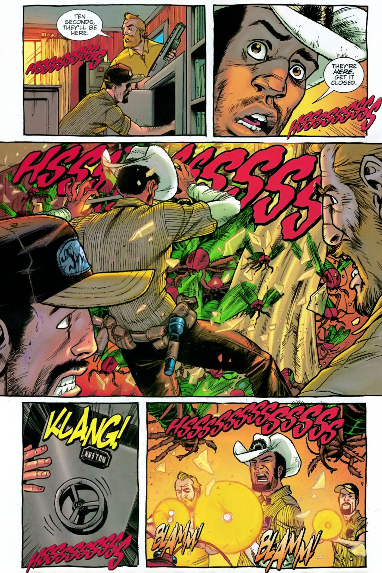 Read online The Exterminators comic -  Issue #28 - 18