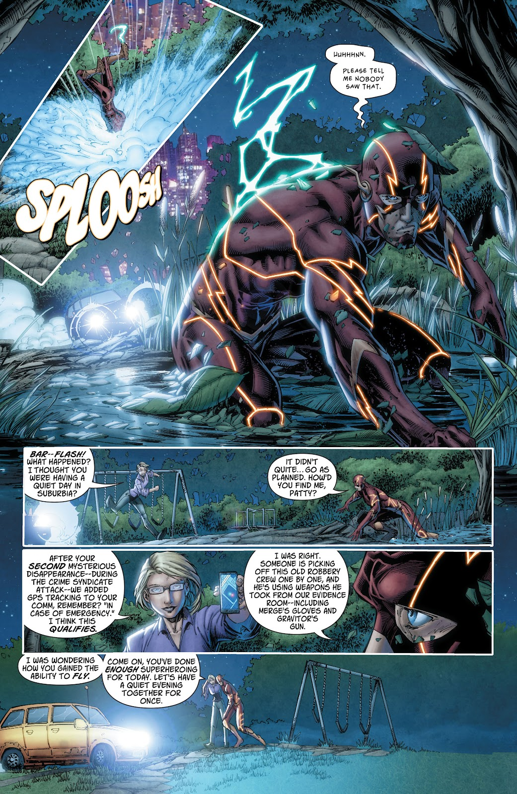 Read online The Flash (2011) comic -  Issue # _TPB 6 (Part 1) - 95