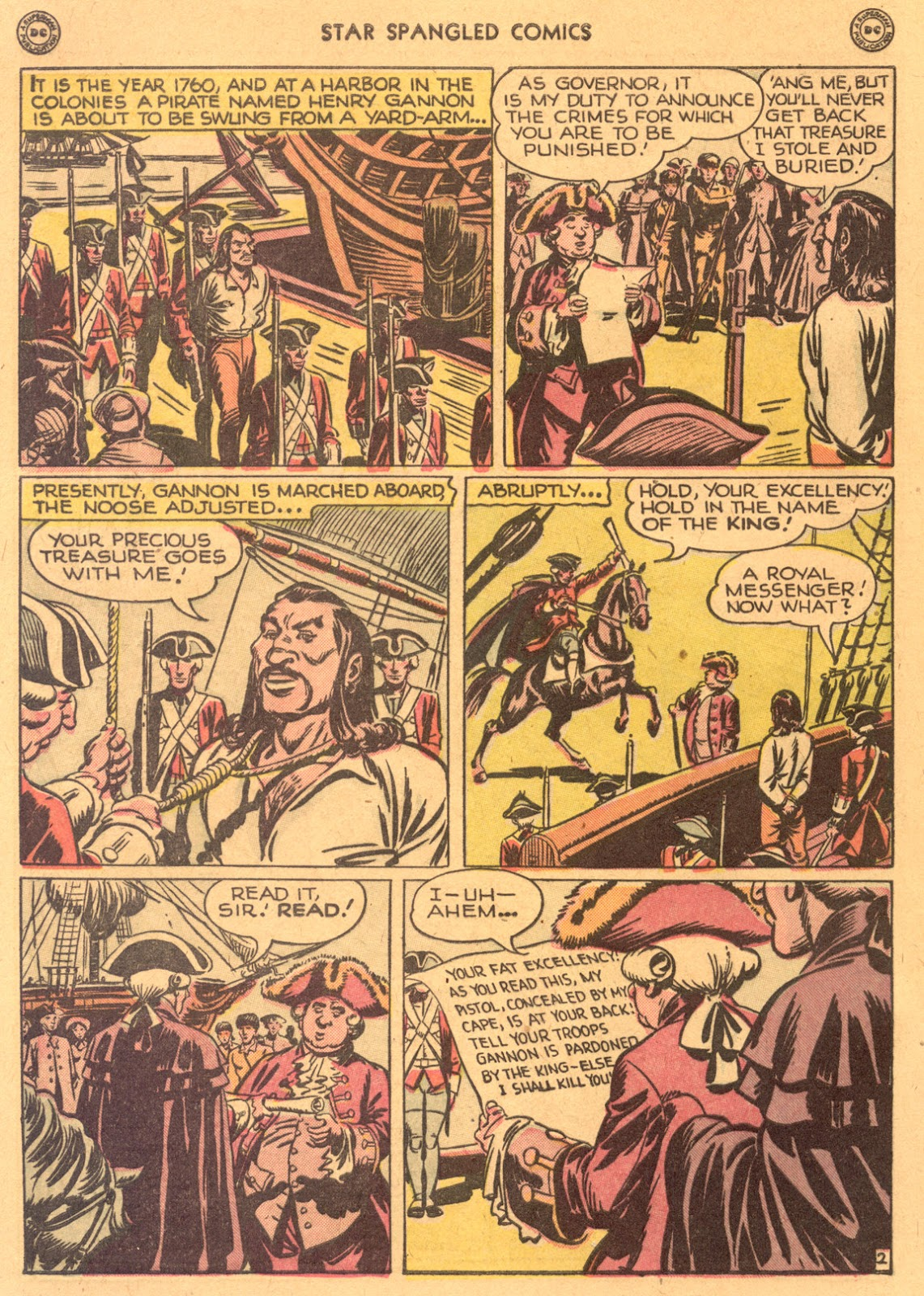 Star Spangled Comics (1941) issue 80 - Page 39