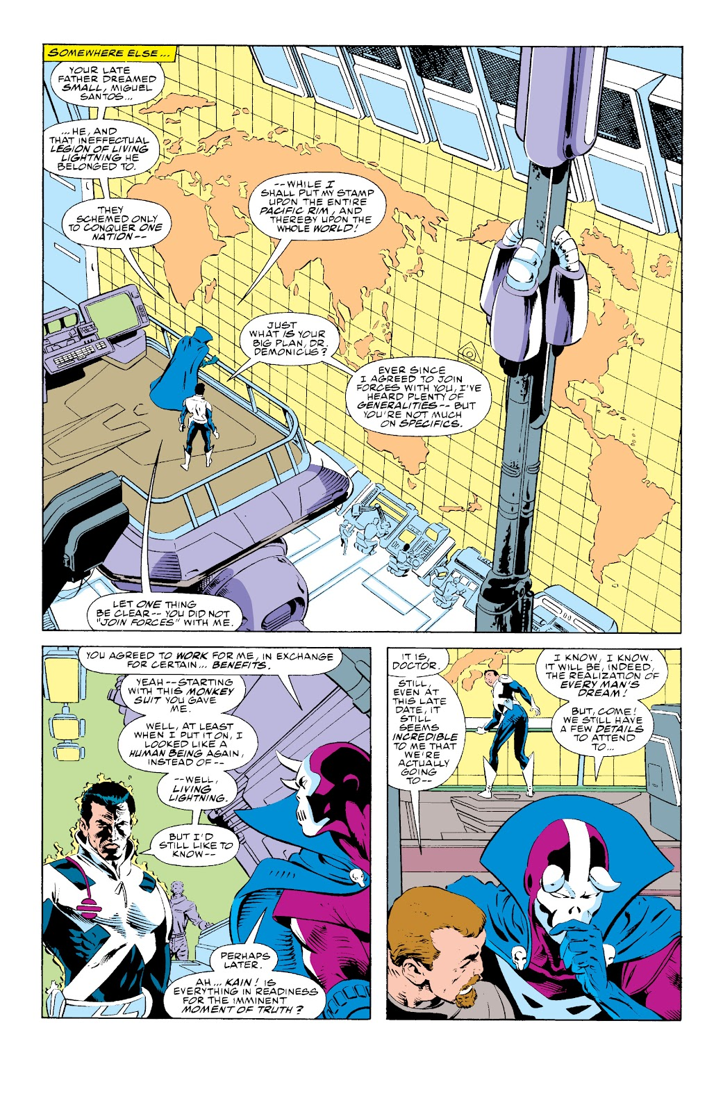Avengers West Coast (1989) issue 73 - Page 6