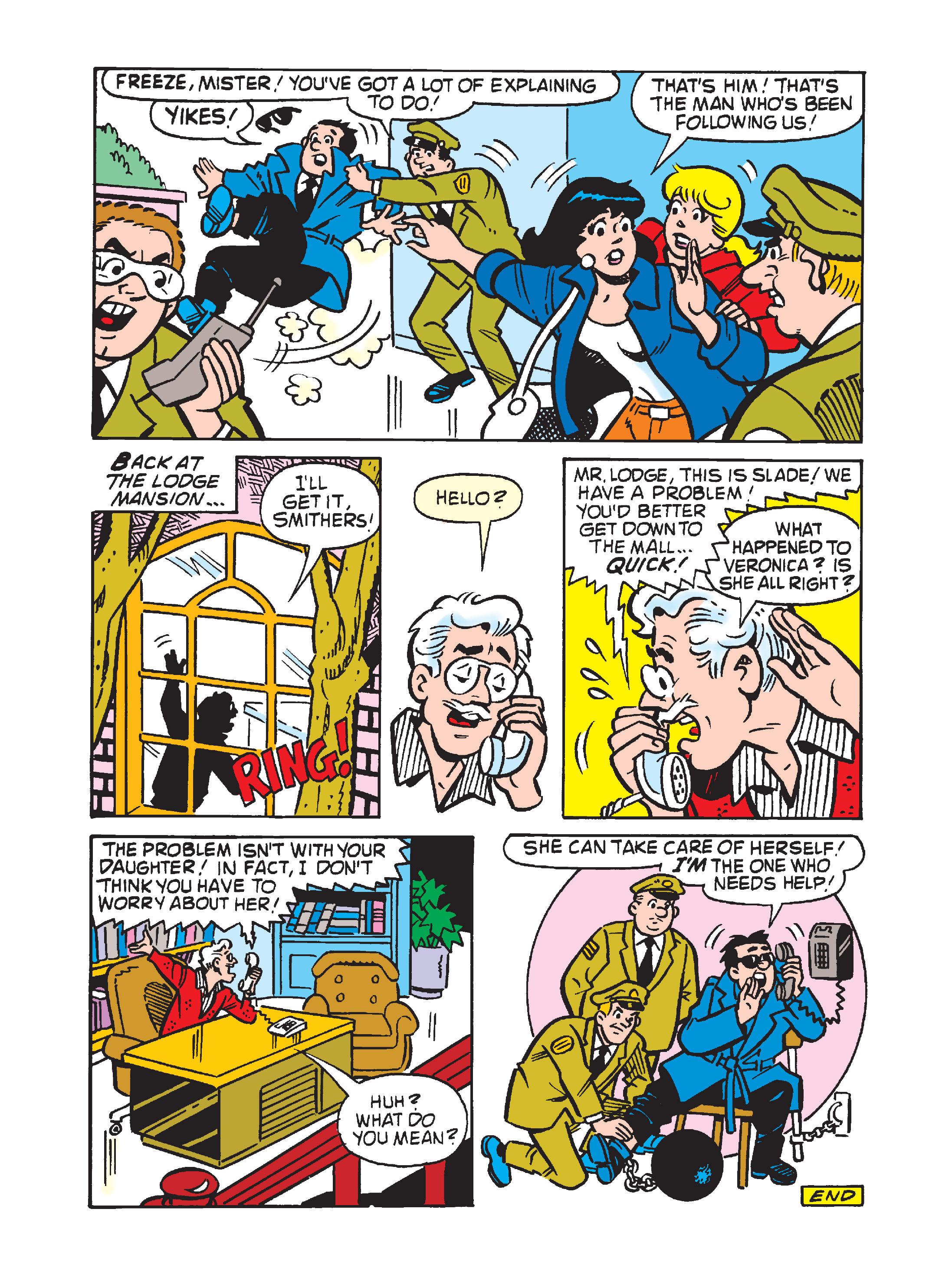 Read online Archie 1000 Page Comics Bonanza comic -  Issue #1 (Part 2) - 19