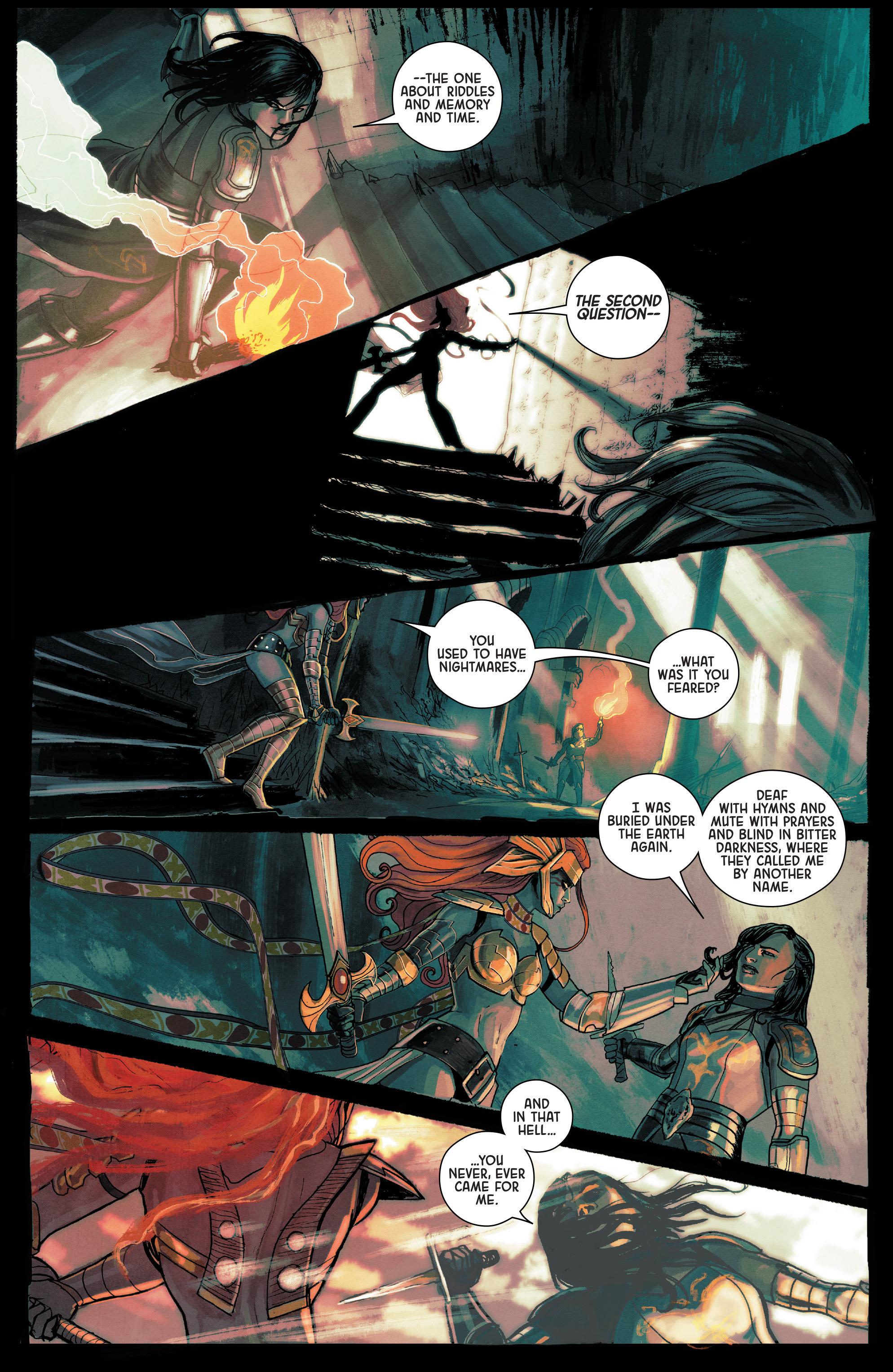 Read online Angela: Asgard's Assassin comic -  Issue #4 - 16