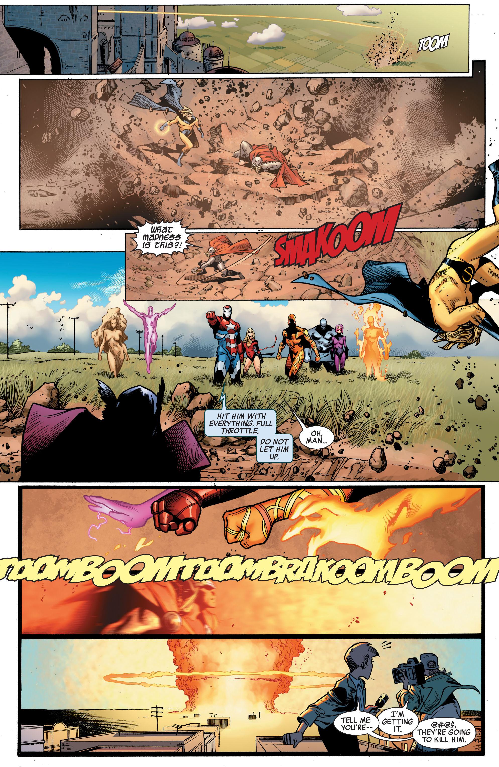Read online Siege (2010) comic -  Issue #1 - 22