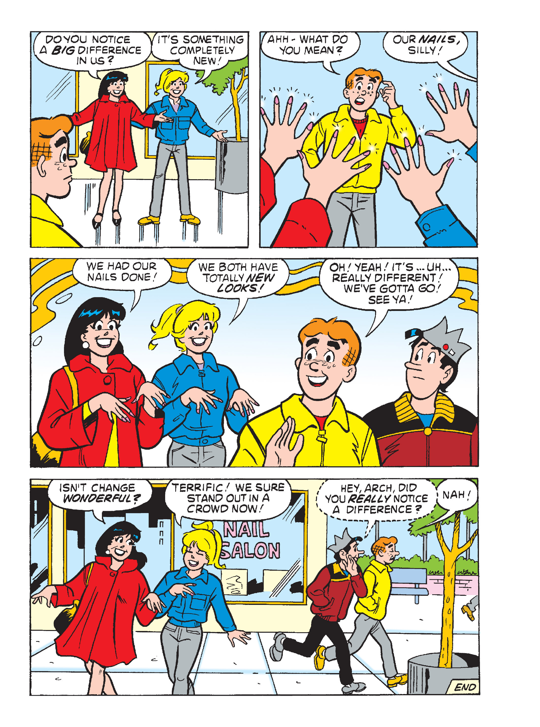 Read online World of Archie Double Digest comic -  Issue #55 - 109
