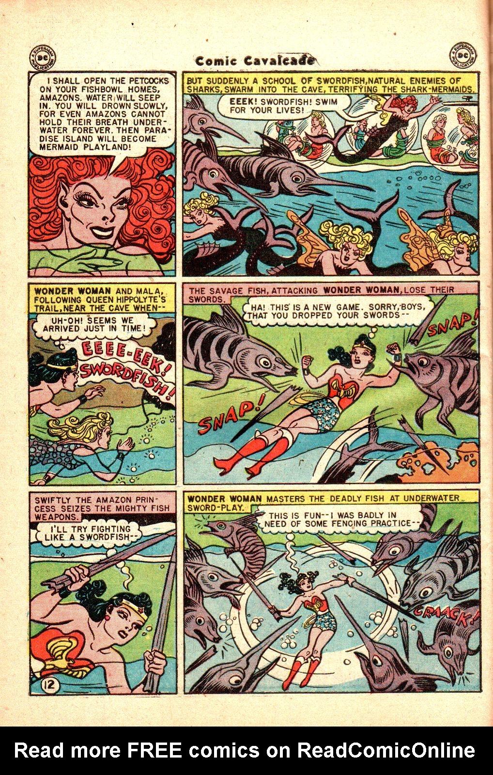 Comic Cavalcade issue 21 - Page 14
