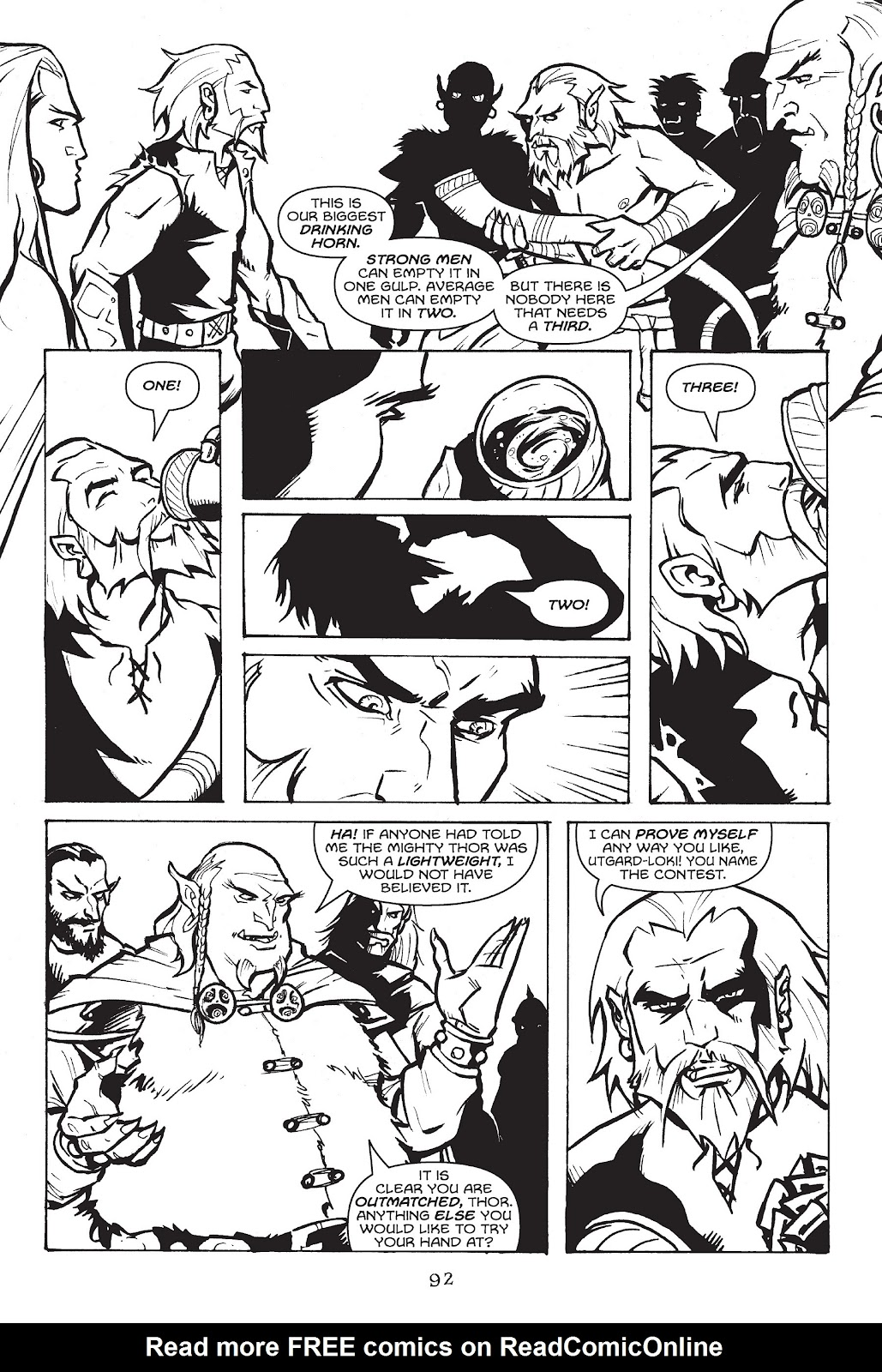 Read online Gods of Asgard comic -  Issue # TPB (Part 1) - 93