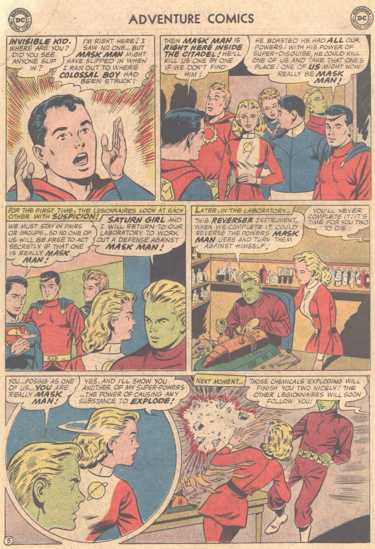 Read online Adventure Comics (1938) comic -  Issue #310 - 18