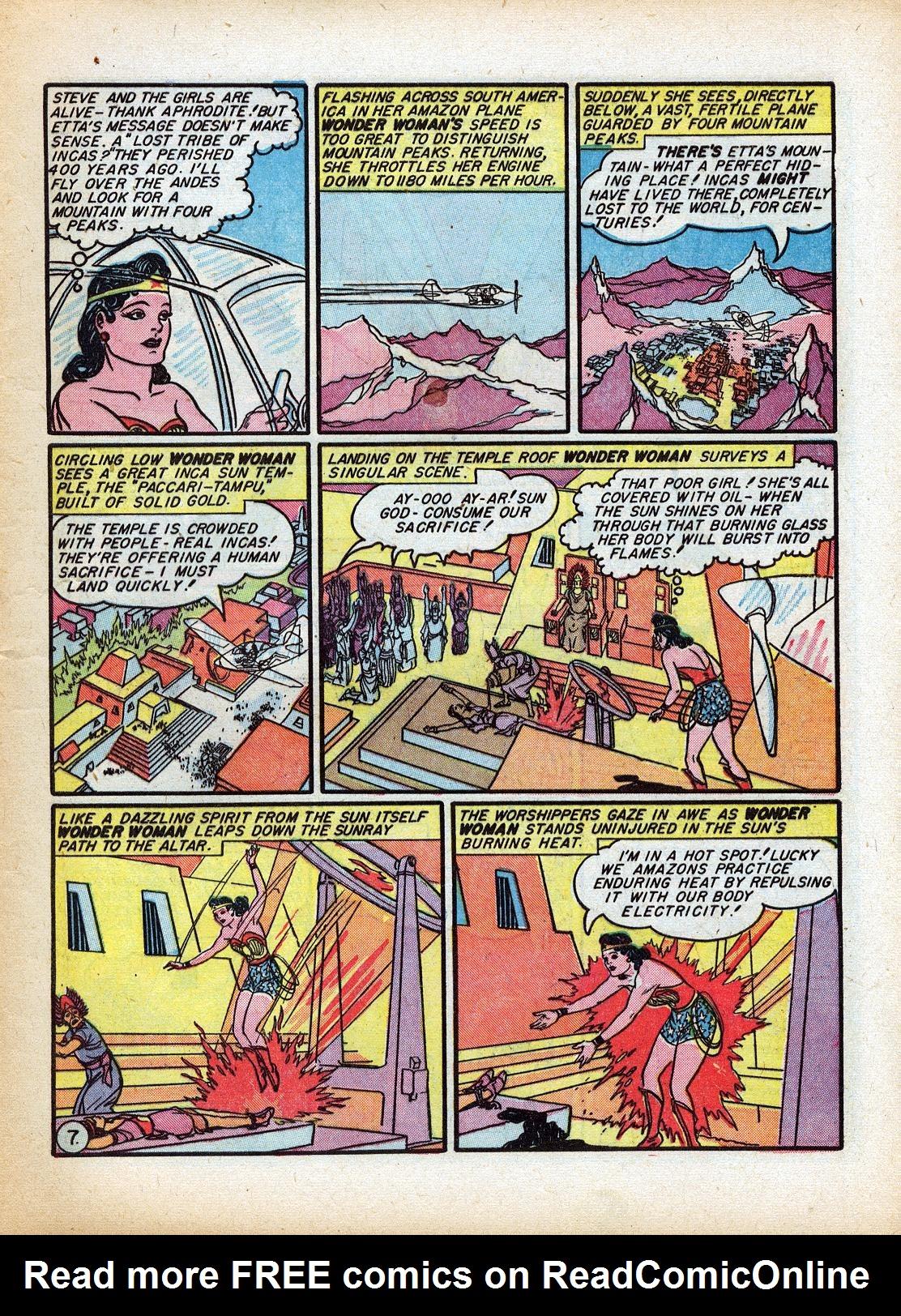 Read online Sensation (Mystery) Comics comic -  Issue #18 - 9