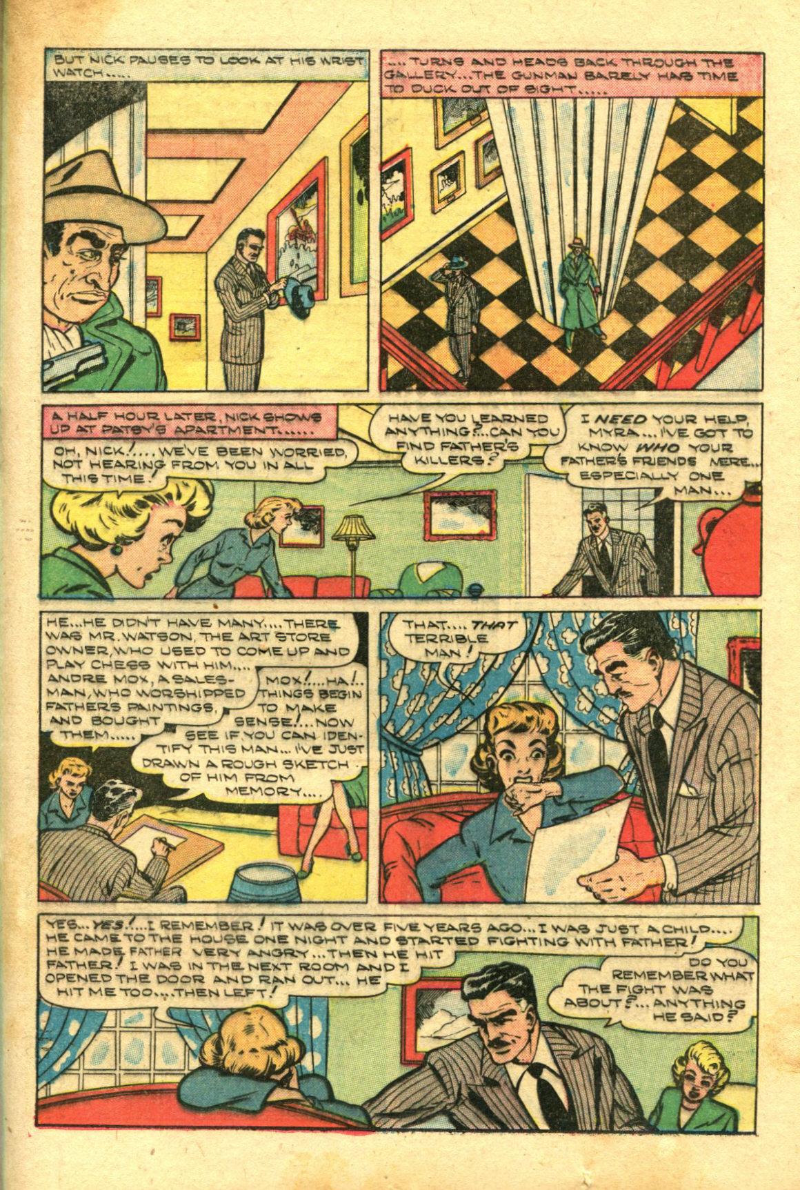 Read online Shadow Comics comic -  Issue #98 - 33