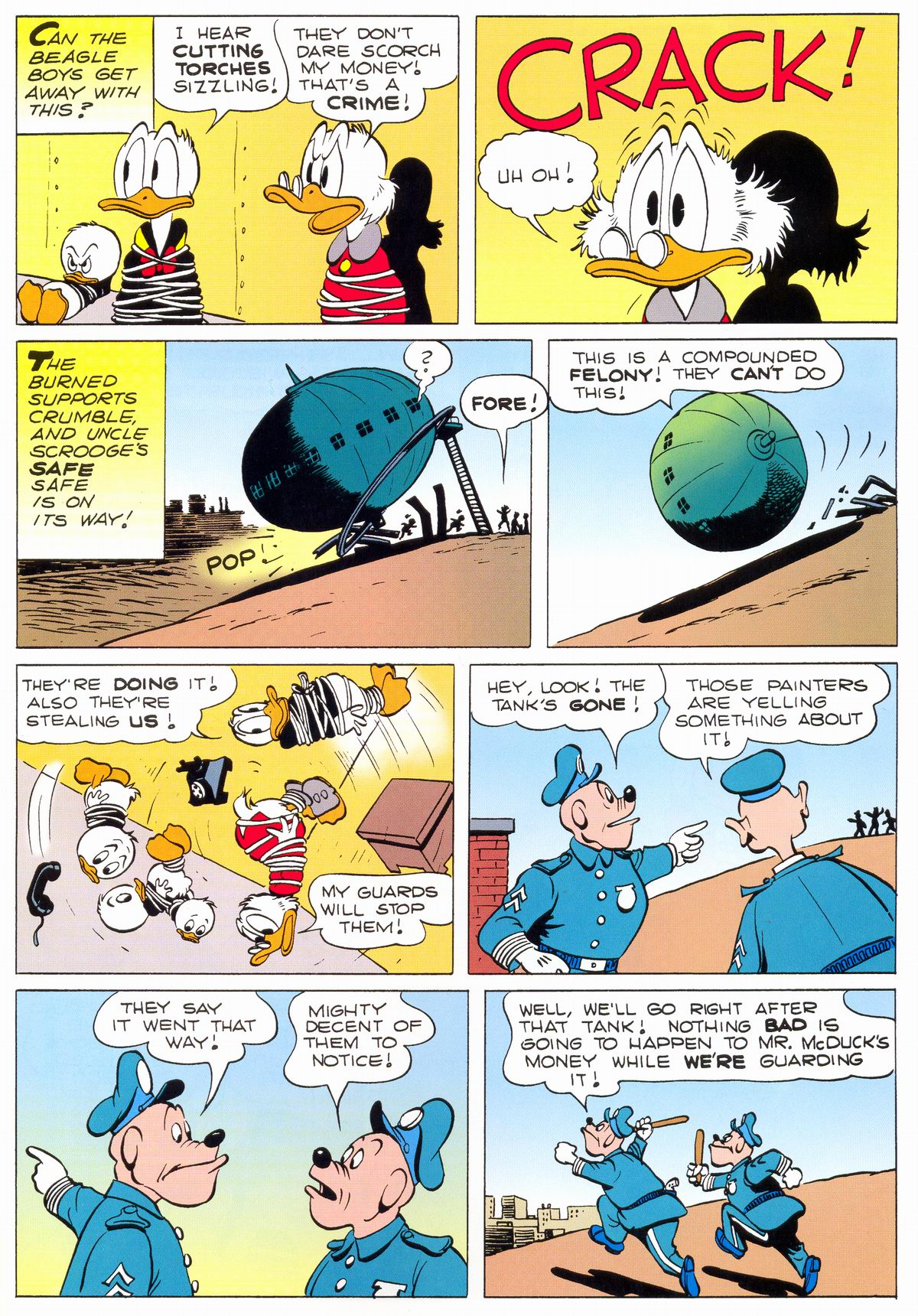Read online Uncle Scrooge (1953) comic -  Issue #324 - 31