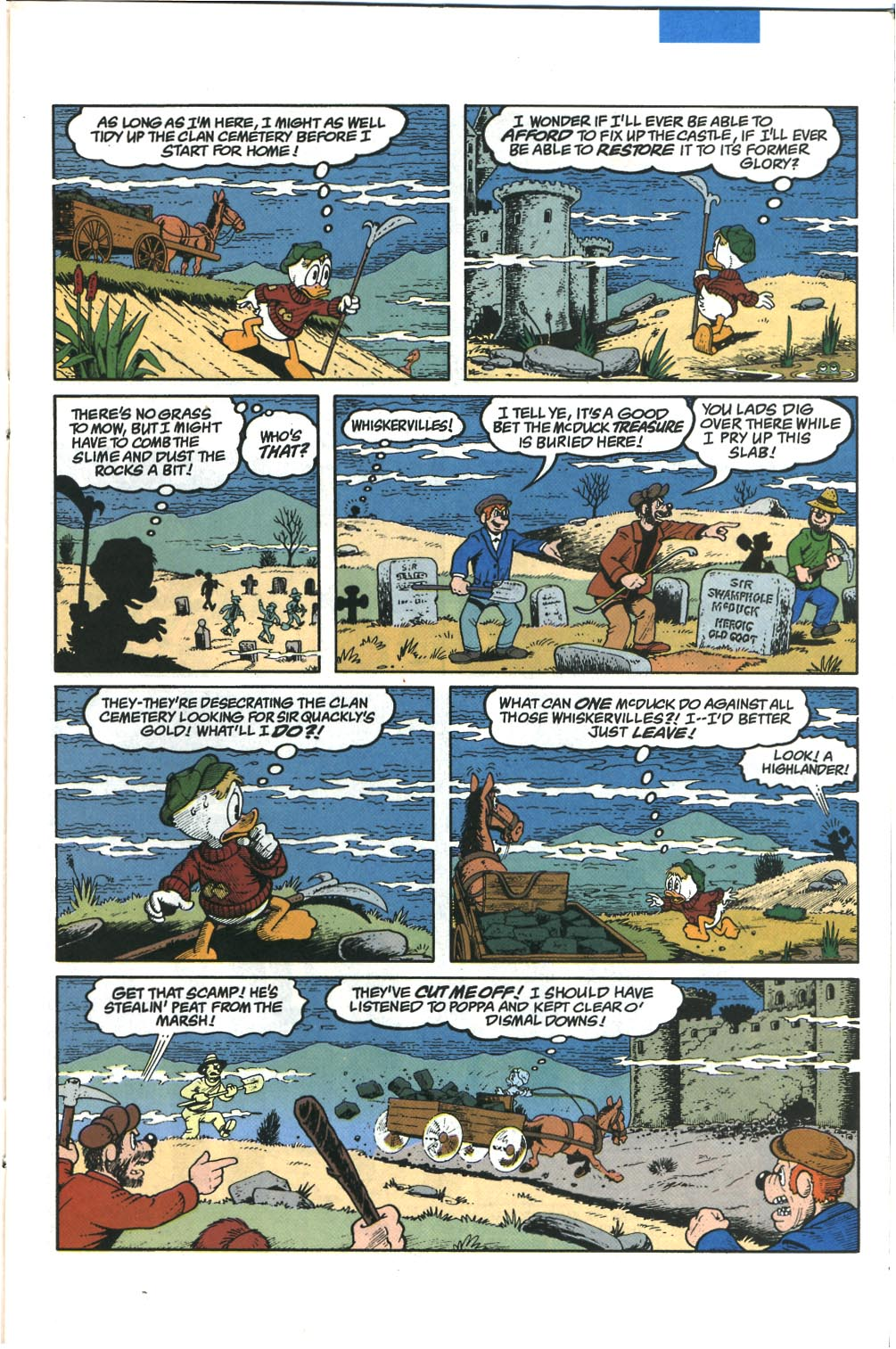 Read online Uncle Scrooge (1953) comic -  Issue #285 - 10