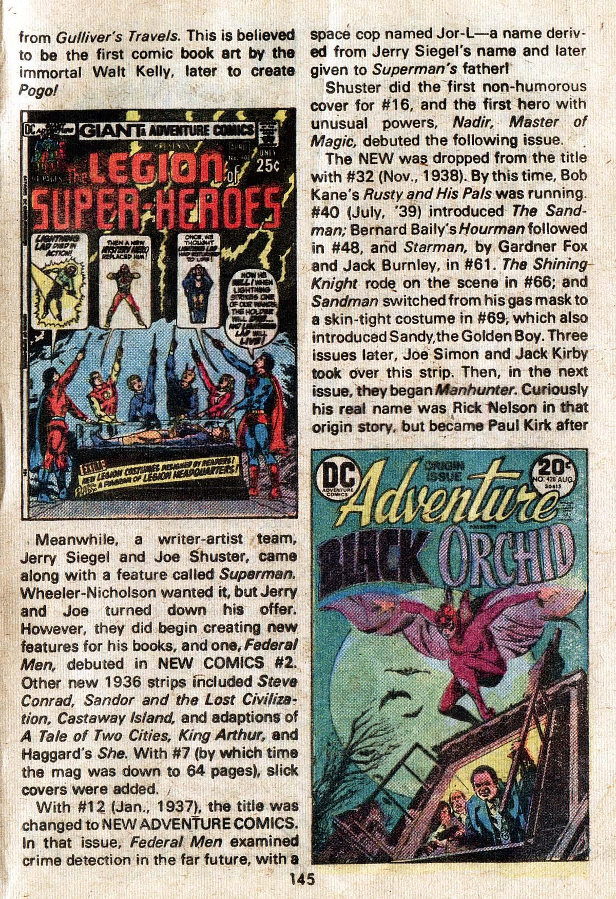 Read online Adventure Comics (1938) comic -  Issue #500 - 145