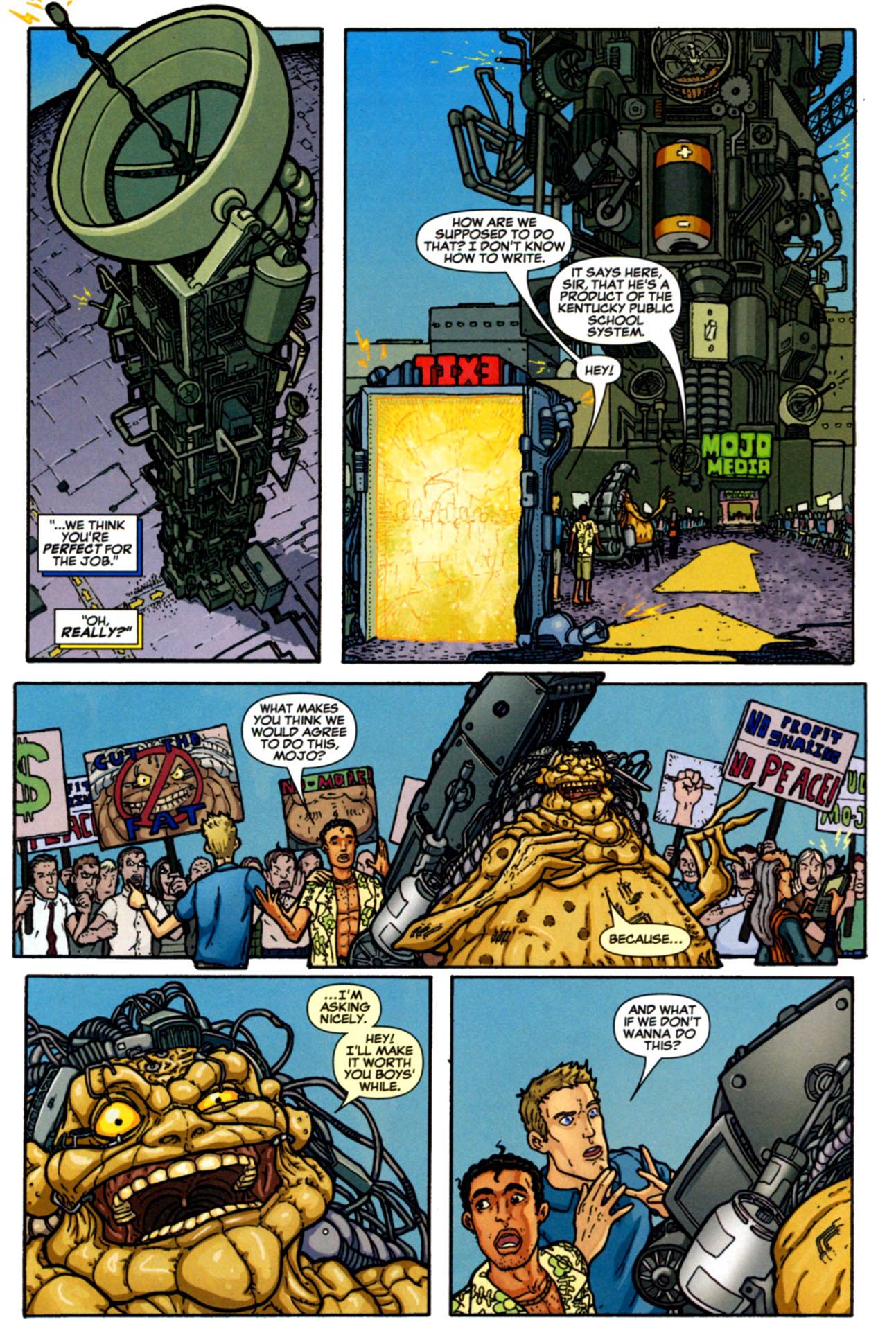 Read online Astonishing Tales (2009) comic -  Issue #1 - 33