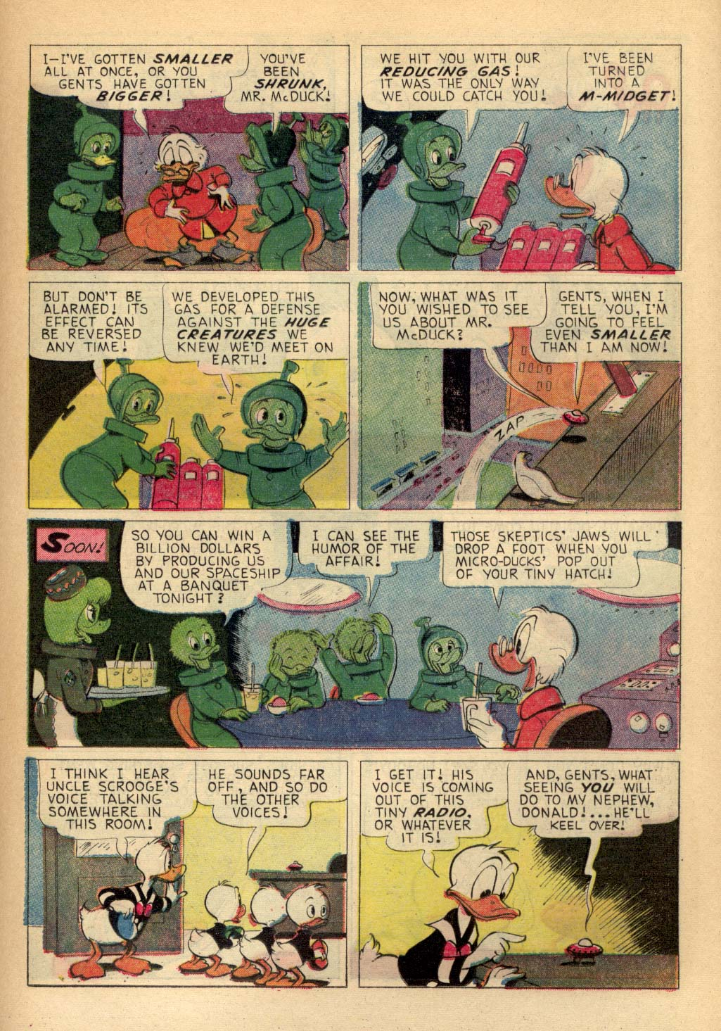 Read online Uncle Scrooge (1953) comic -  Issue #65 - 13