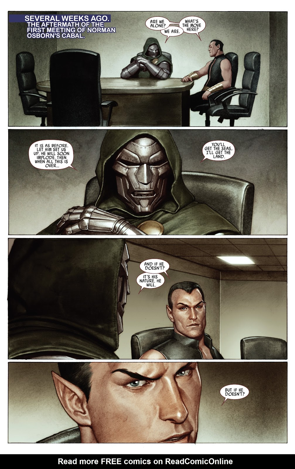 Read online Siege Prelude comic -  Issue # TPB (Part 1) - 75
