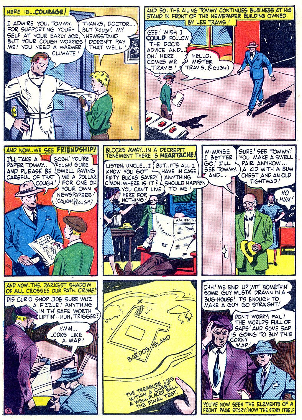 Read online Detective Comics (1937) comic -  Issue #68 - 32