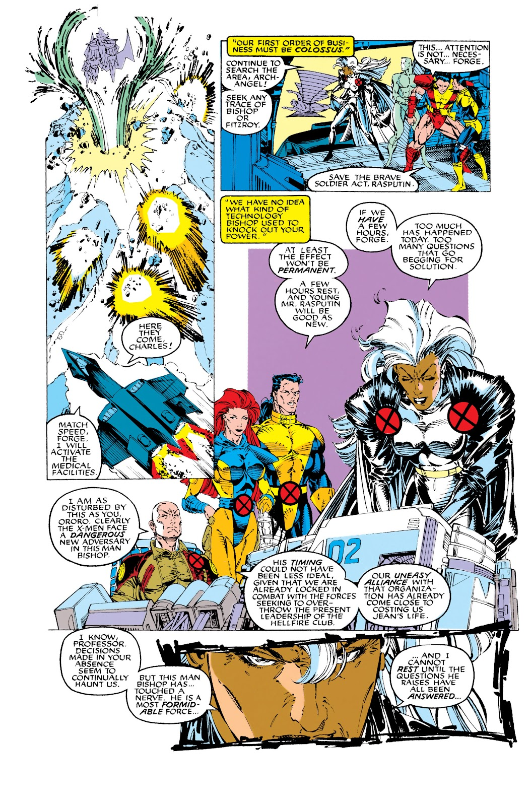 Uncanny X-Men (1963) issue 283 - Page 21