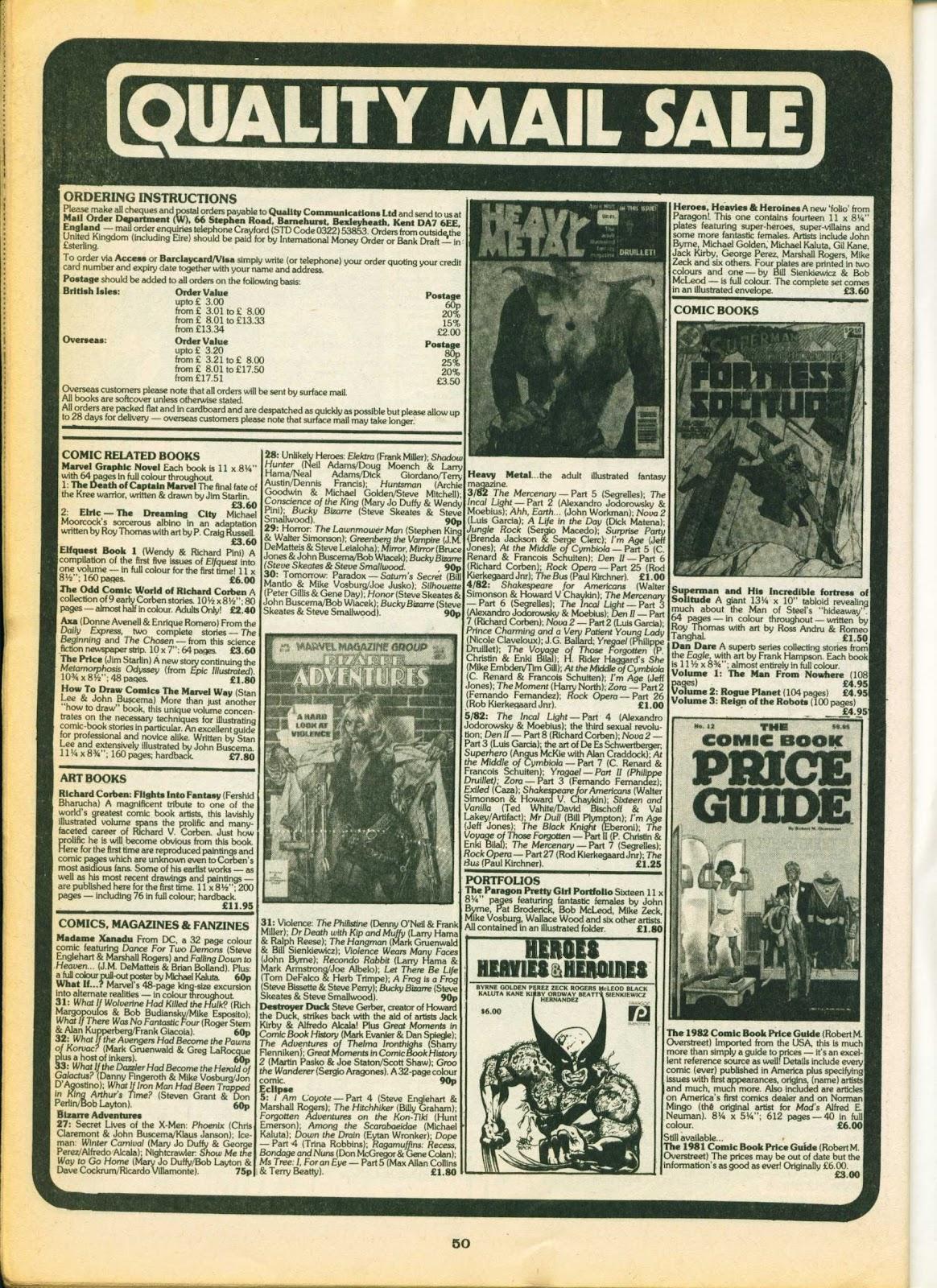 Warrior Issue #5 #6 - English 49