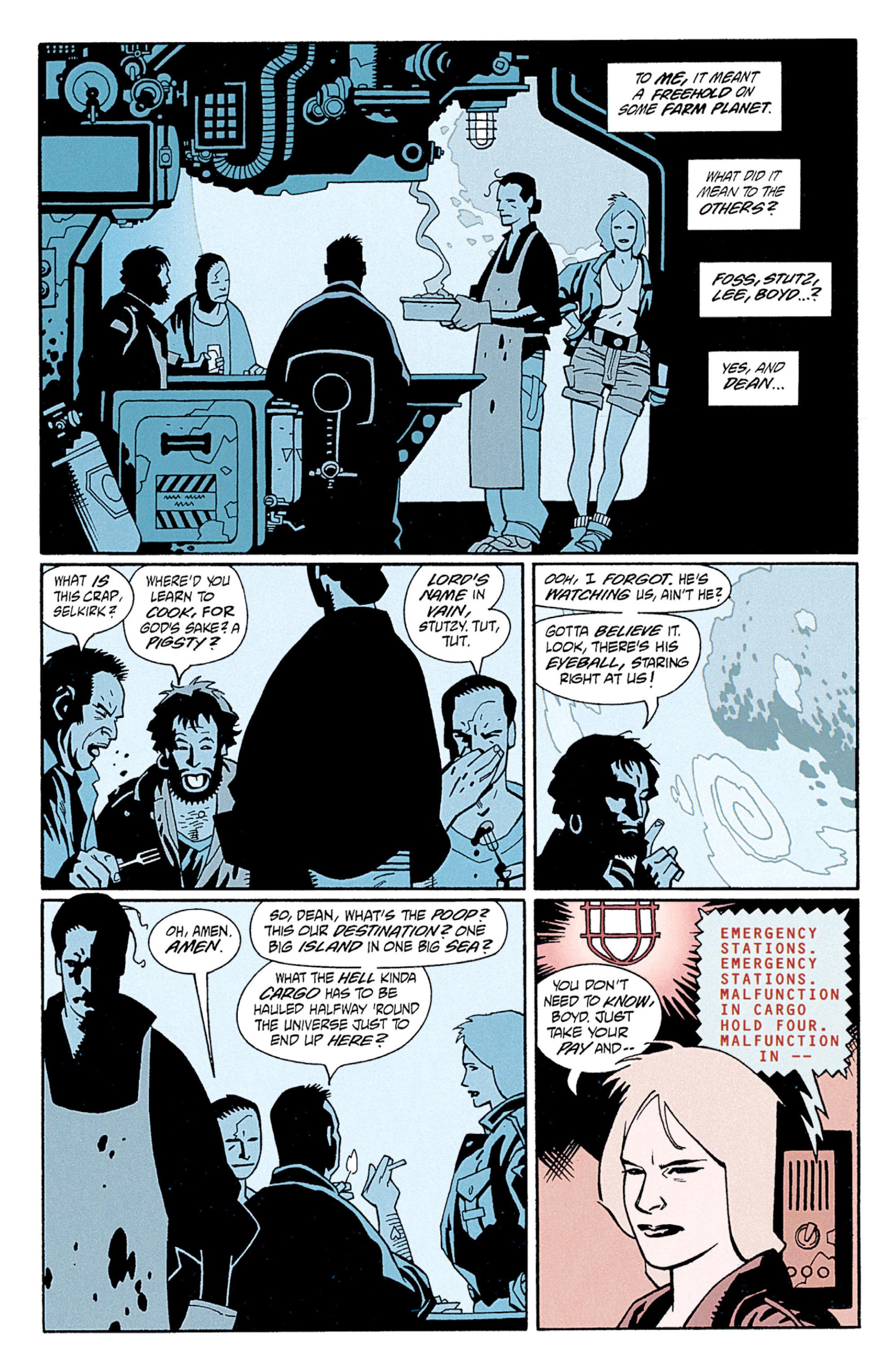 Read online Aliens: Salvation comic -  Issue # TPB - 11