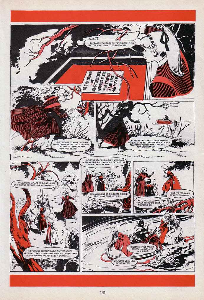 Read online Misty comic -  Issue # _Annual 1980 - 141