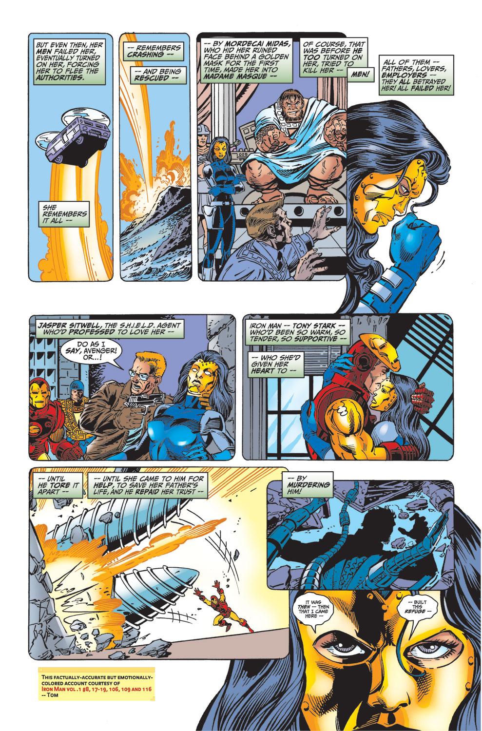 Read online Avengers (1998) comic -  Issue #32 - 14