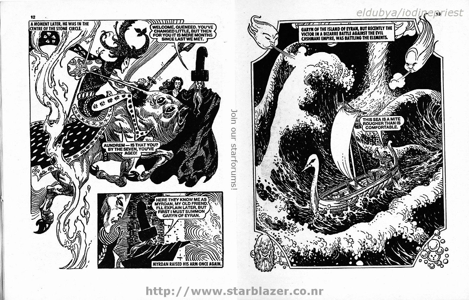 Starblazer issue 271 - Page 8
