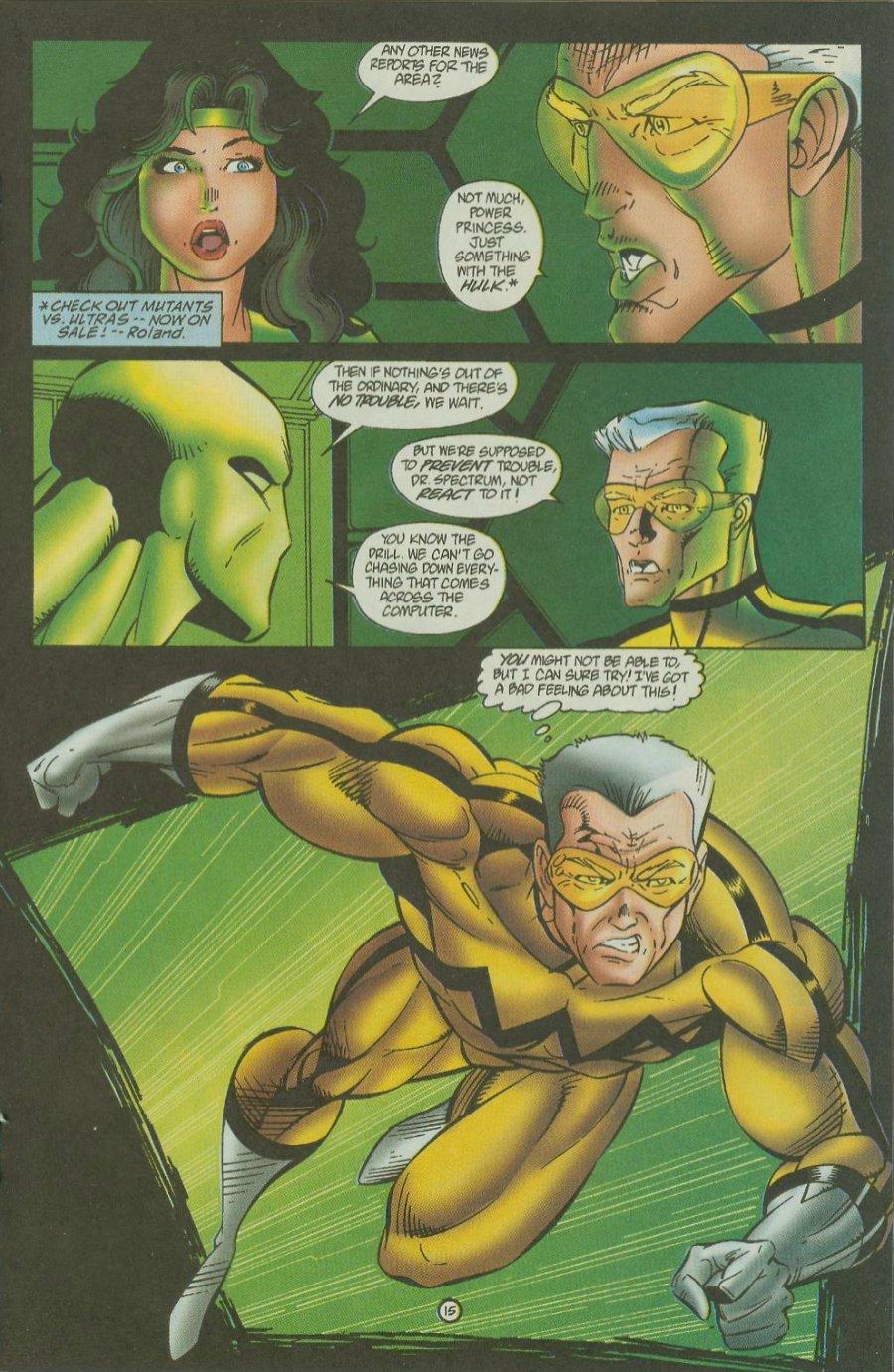 Read online Siren comic -  Issue #2 - 17