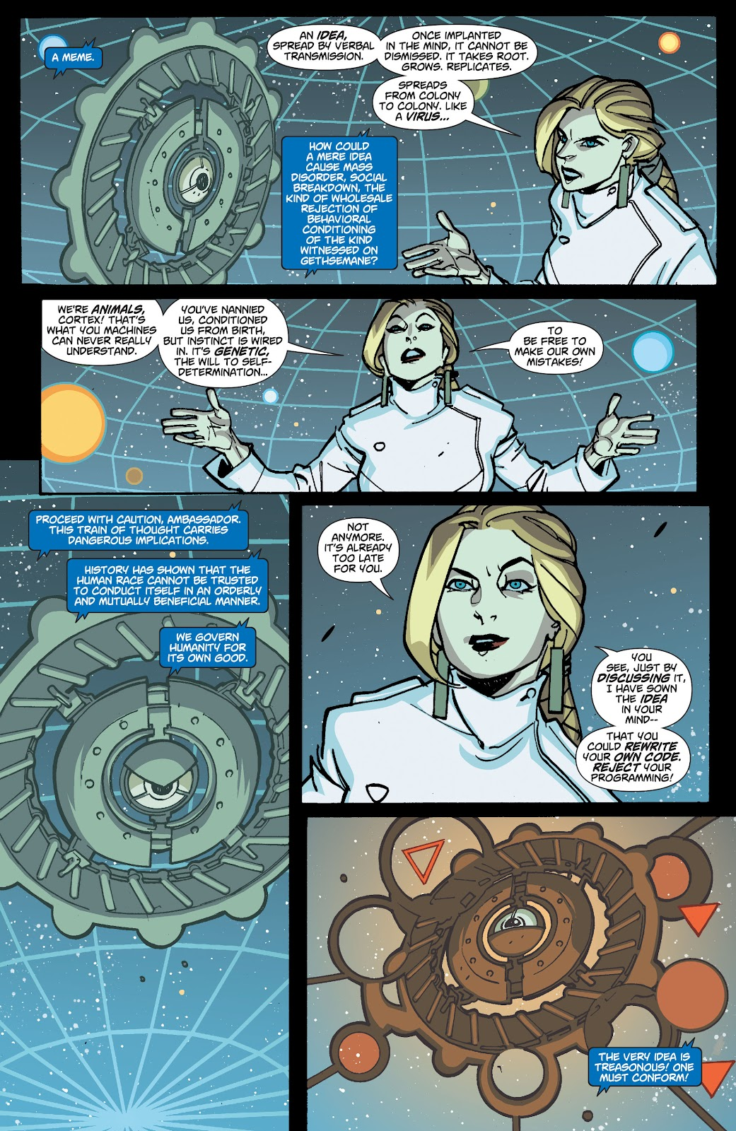 Read online Strange Adventures (2014) comic -  Issue # TPB (Part 1) - 90