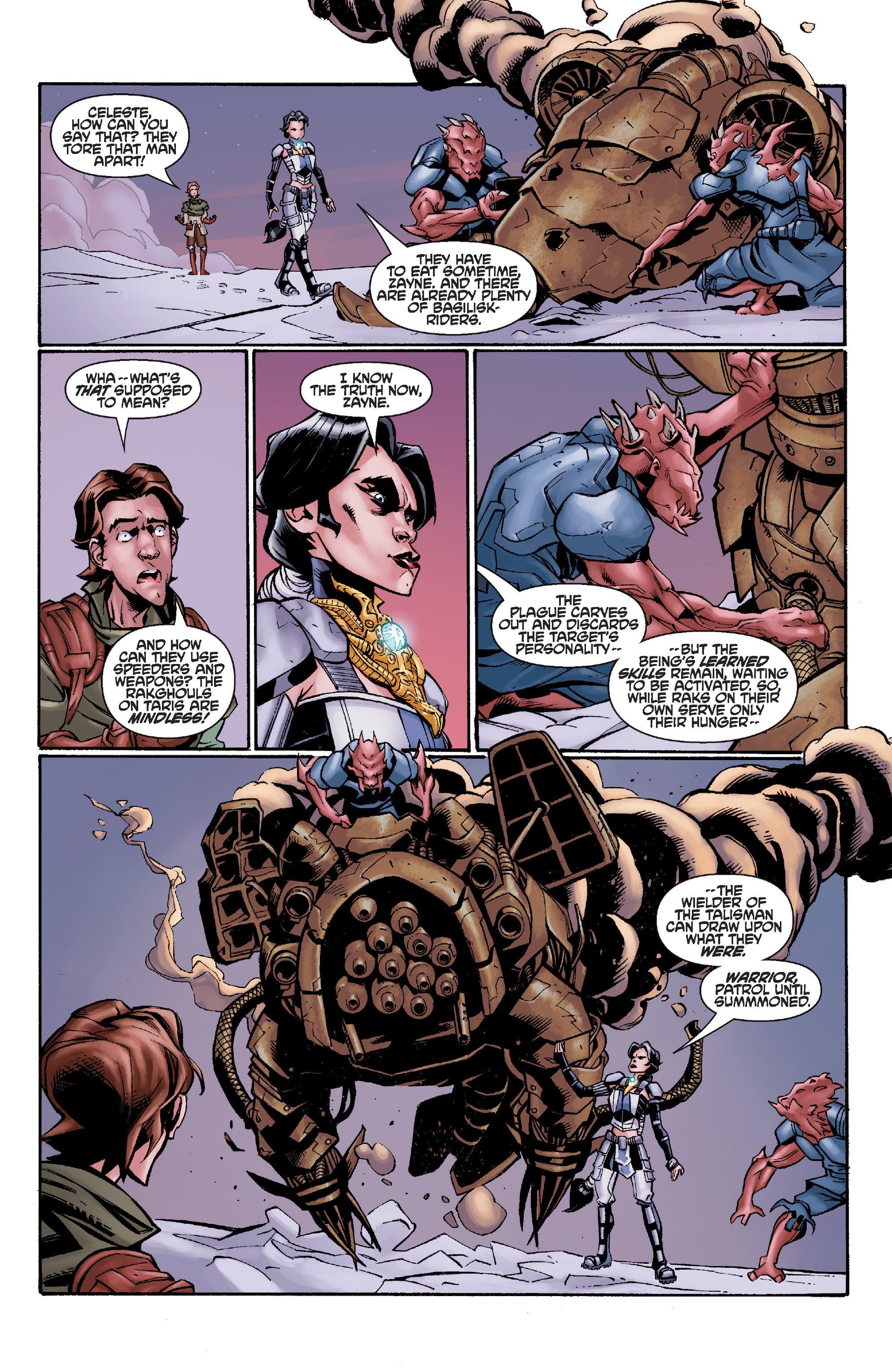 Read online Star Wars Omnibus comic -  Issue # Vol. 32 - 217