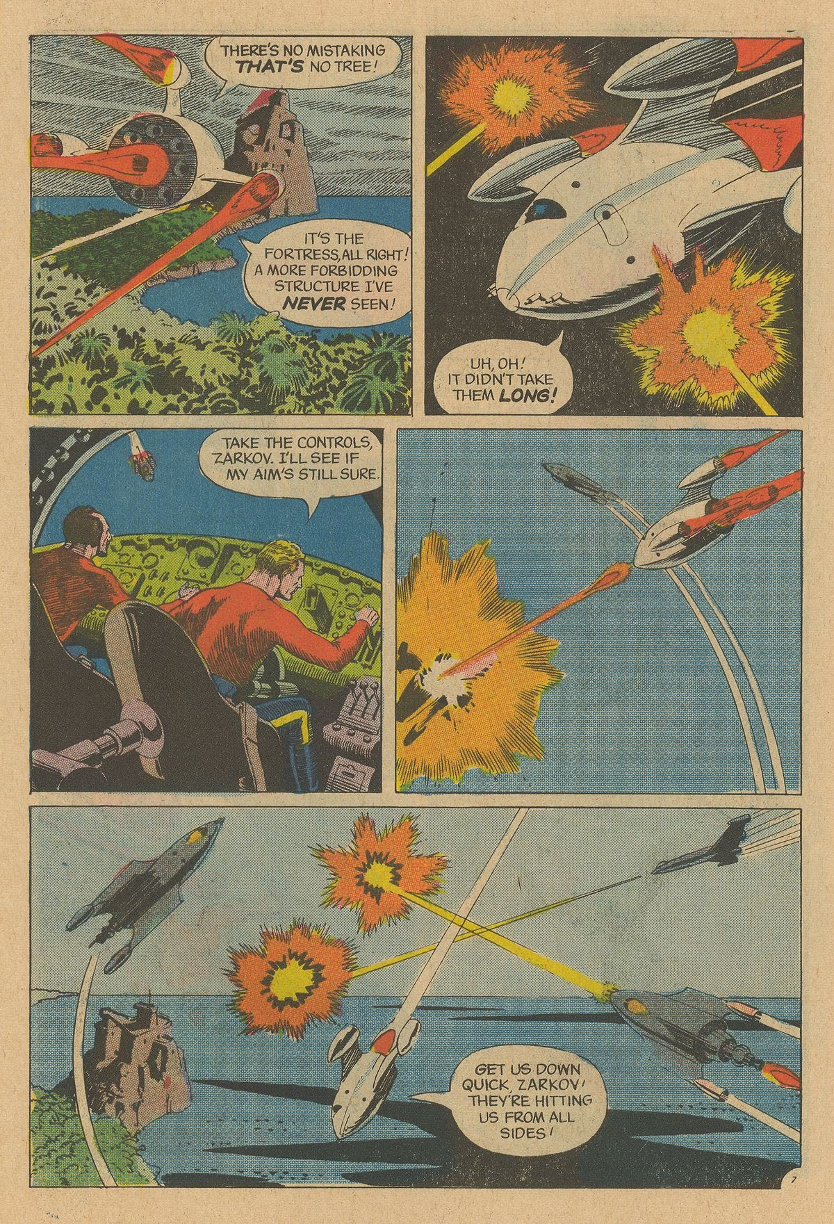 Flash Gordon (1969) issue 12 - Page 10