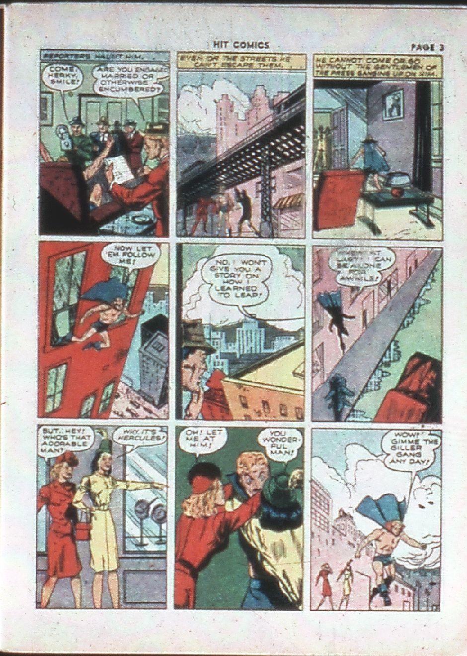 Read online Hit Comics comic -  Issue #10 - 5