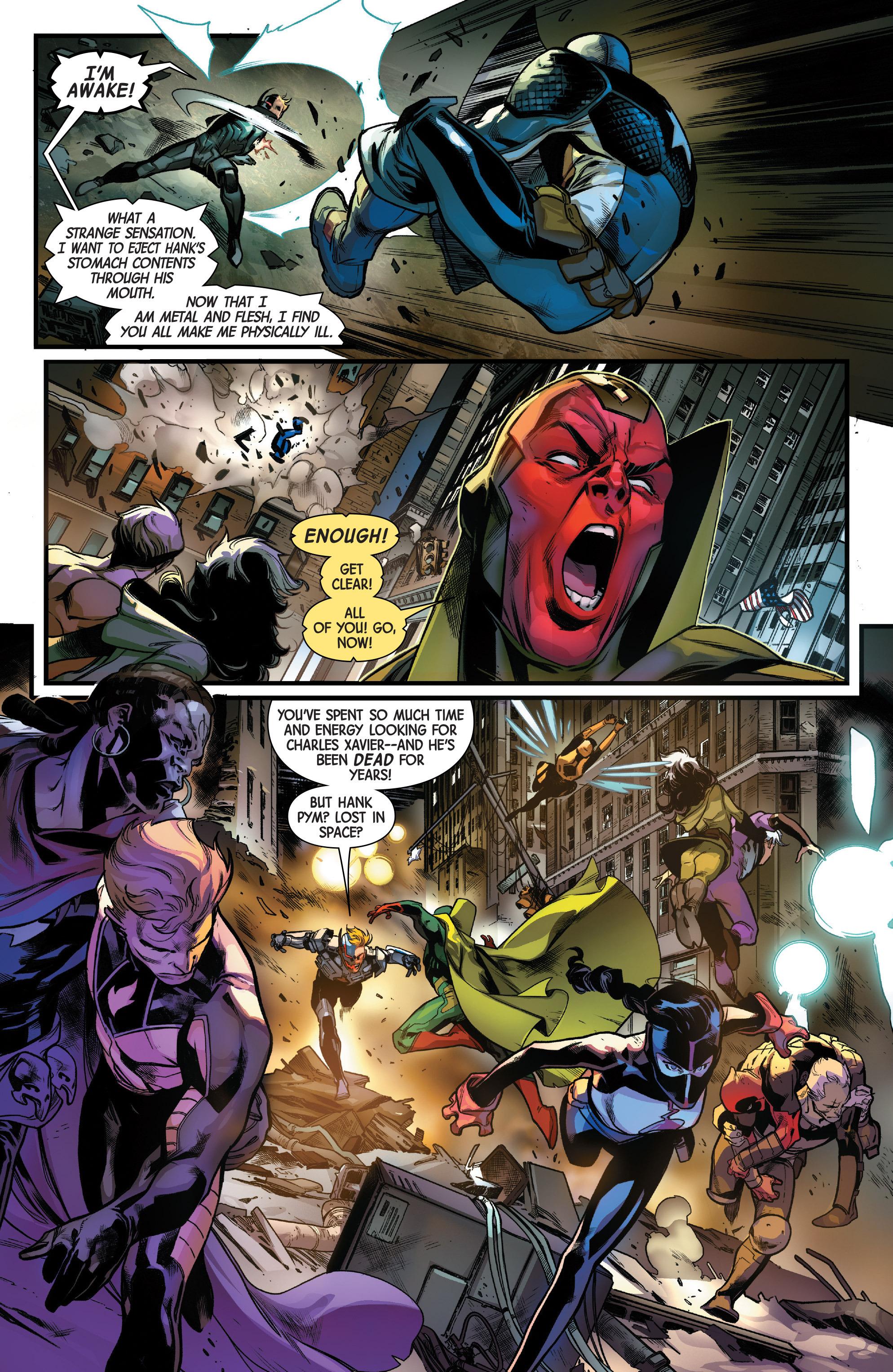 Read online Uncanny Avengers [II] comic -  Issue #11 - 20