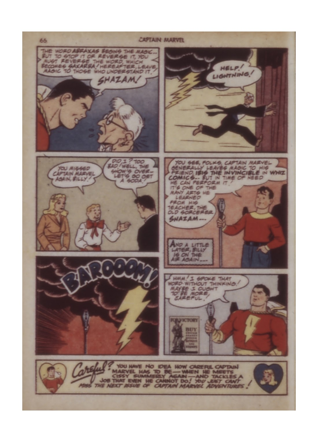 Captain Marvel Adventures issue 12 - Page 66