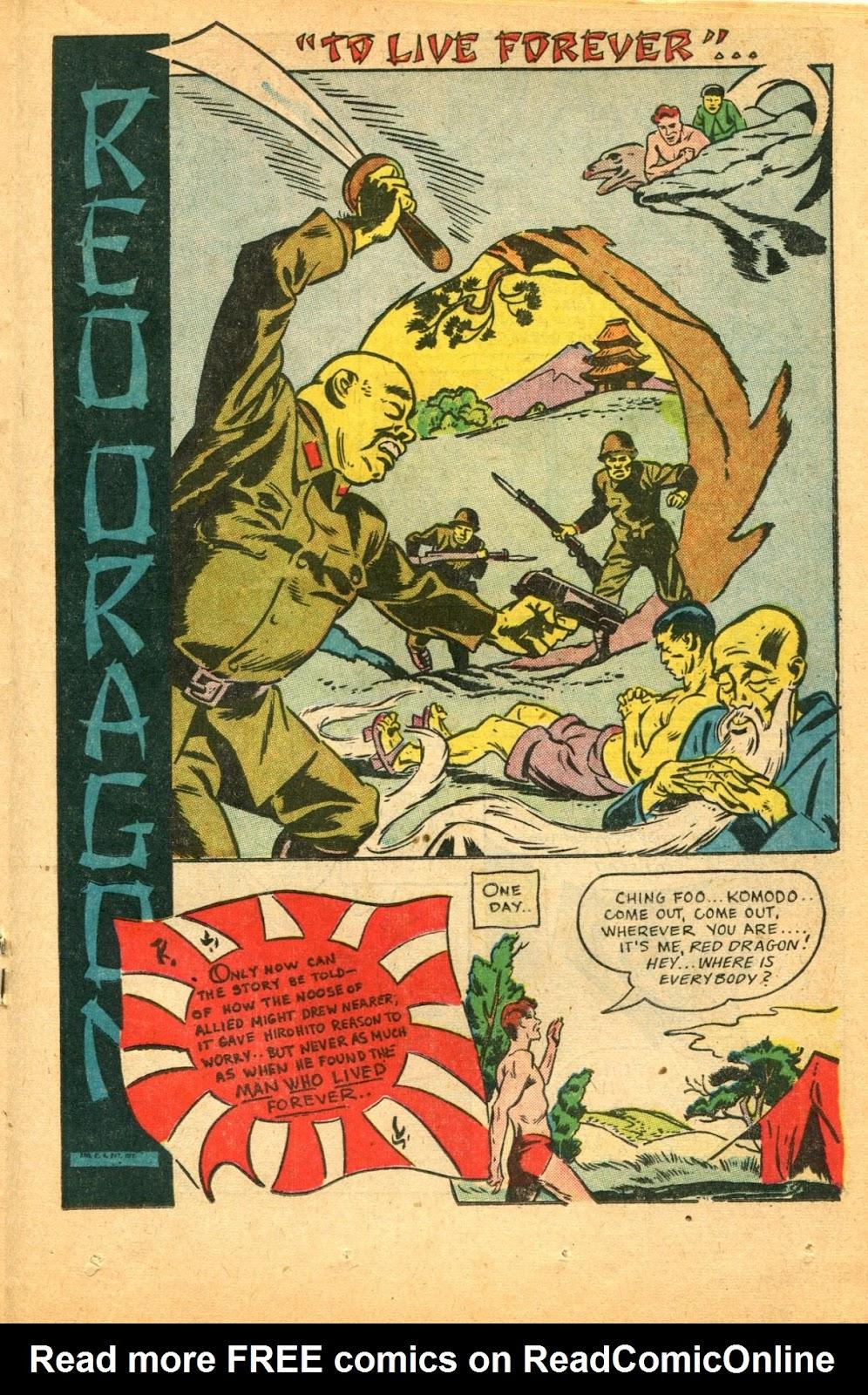 Read online Super-Magician Comics comic -  Issue #49 - 27