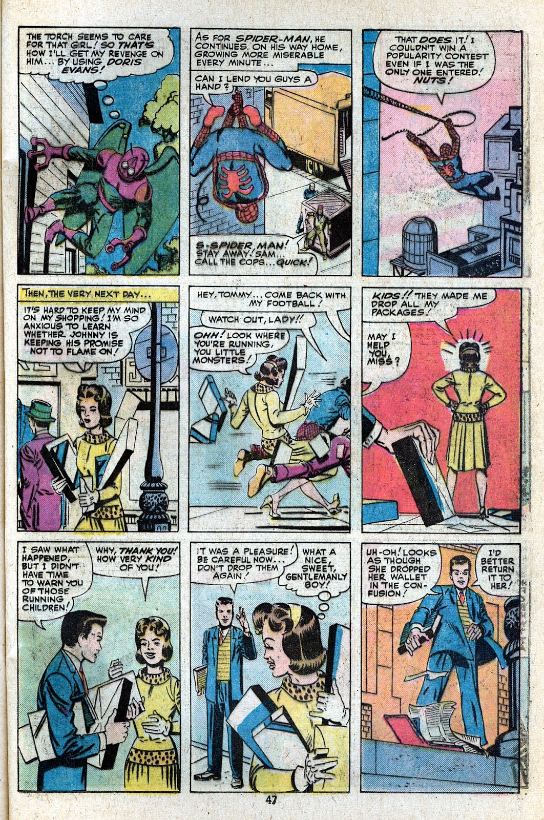 Giant-Size Spider-Man (1974) issue 5 - Page 49