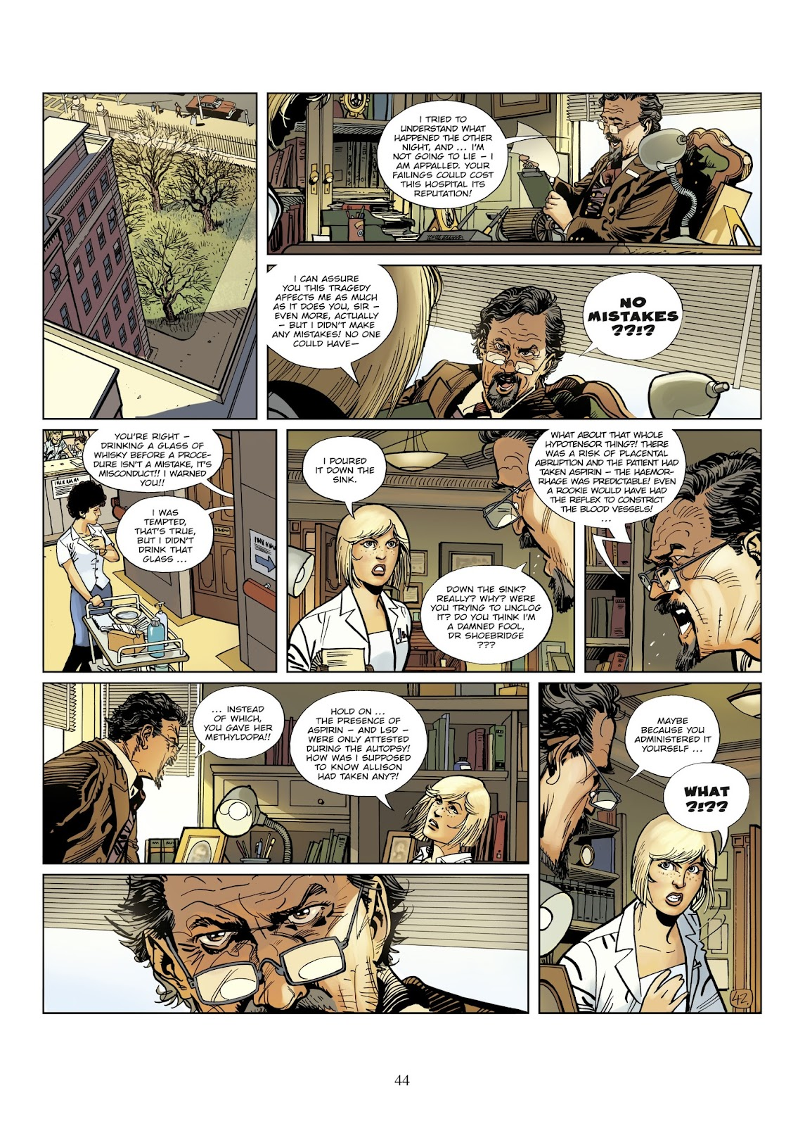 XIII Mystery issue 8 - Page 46